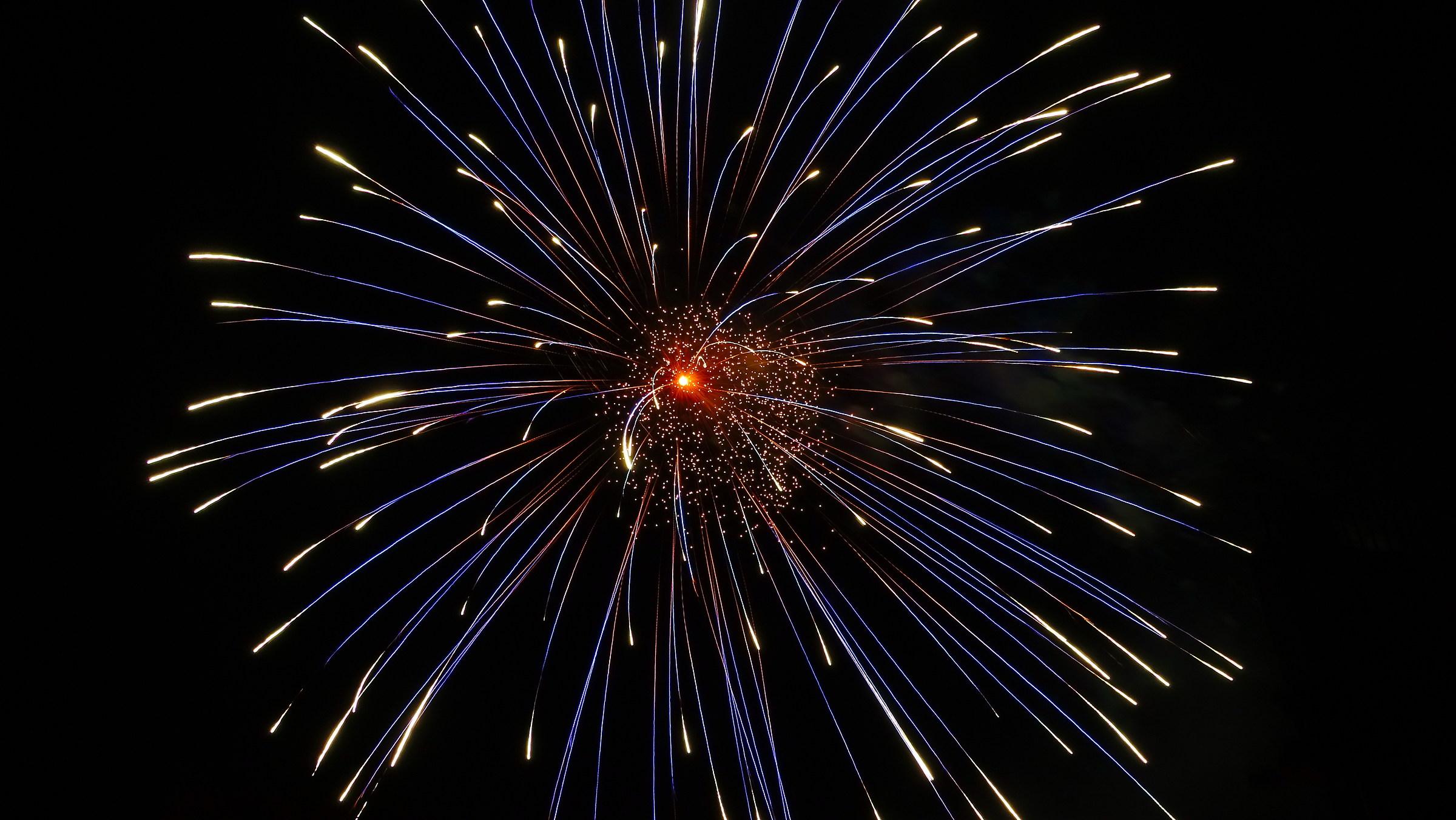 Fireworks # 3...
