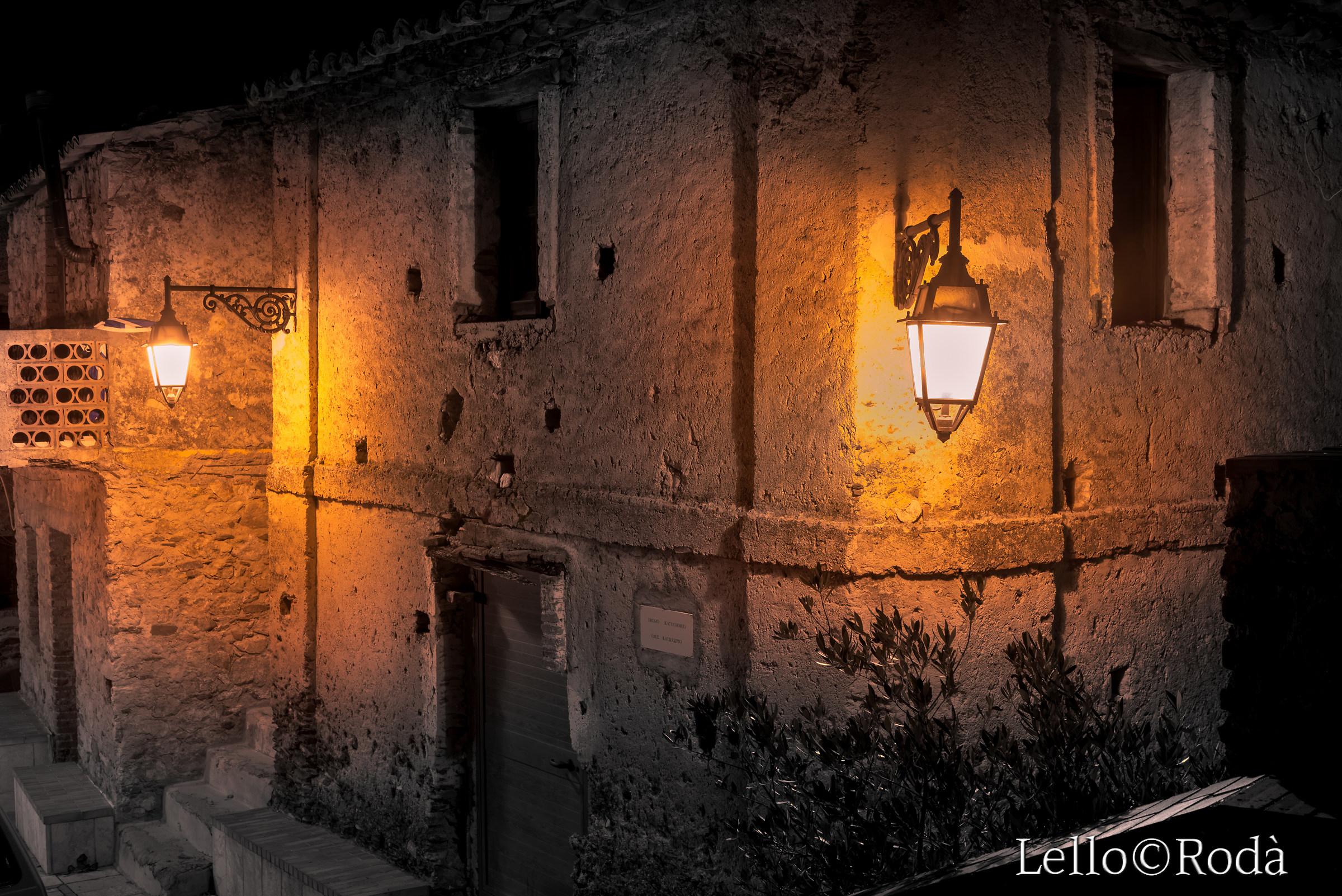 Old village (Gallicianò-Calabria)...