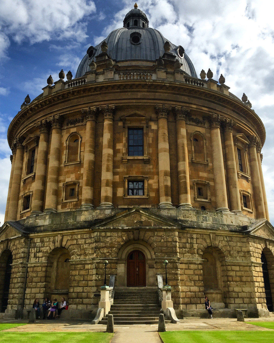 University College Oxford...