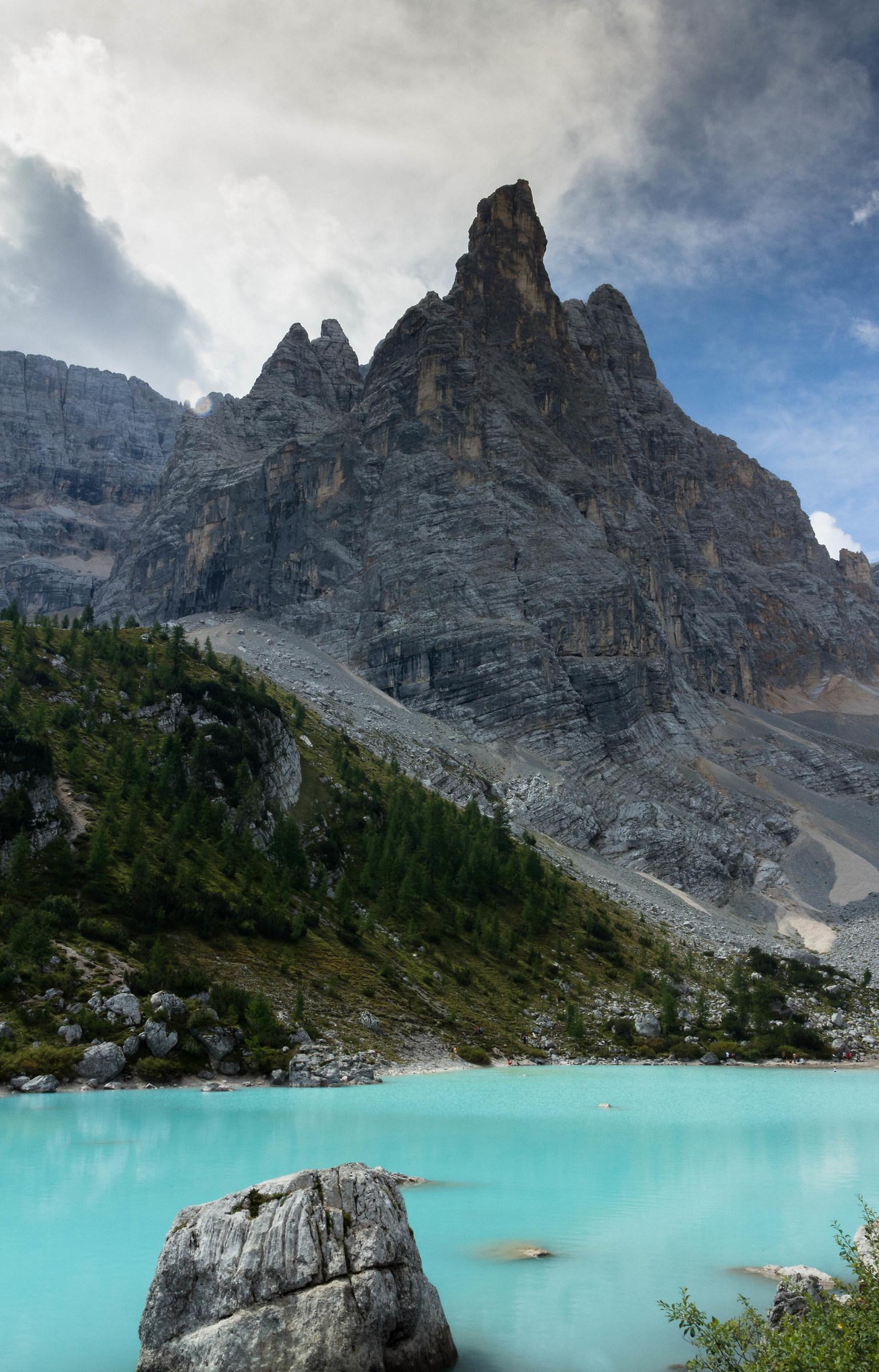 Lago Sorapiss...
