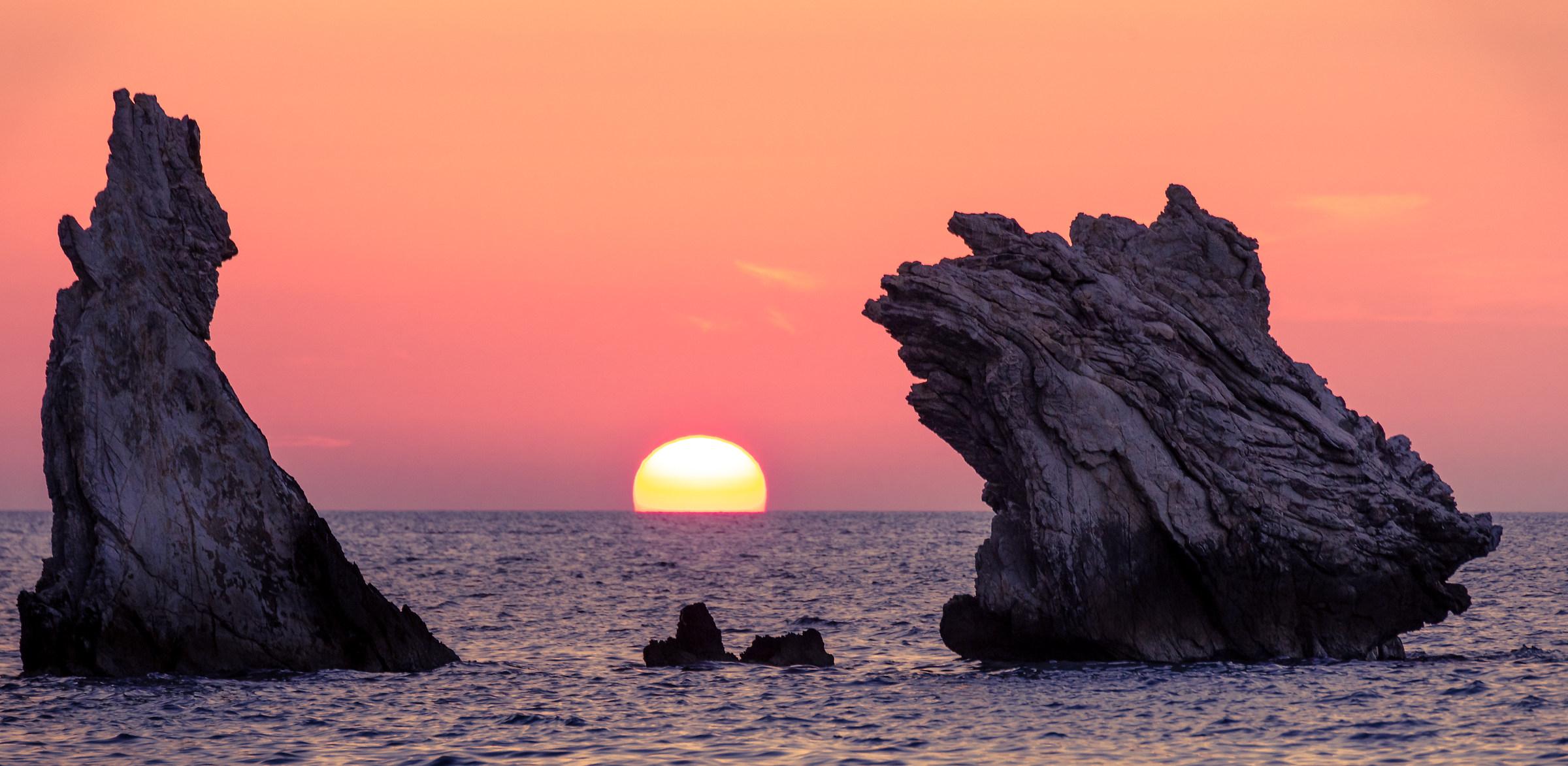 Sunset in Terrasini...