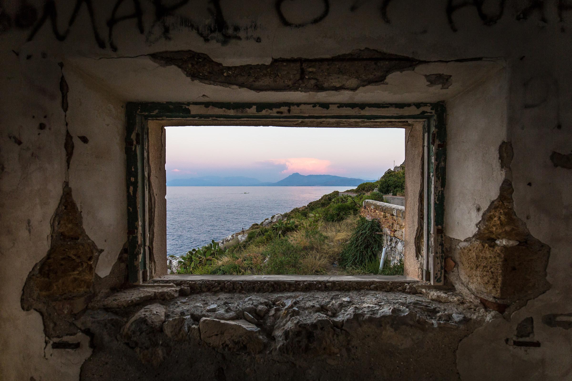 Pinacoteca sul Mare, Capo Zafferano....