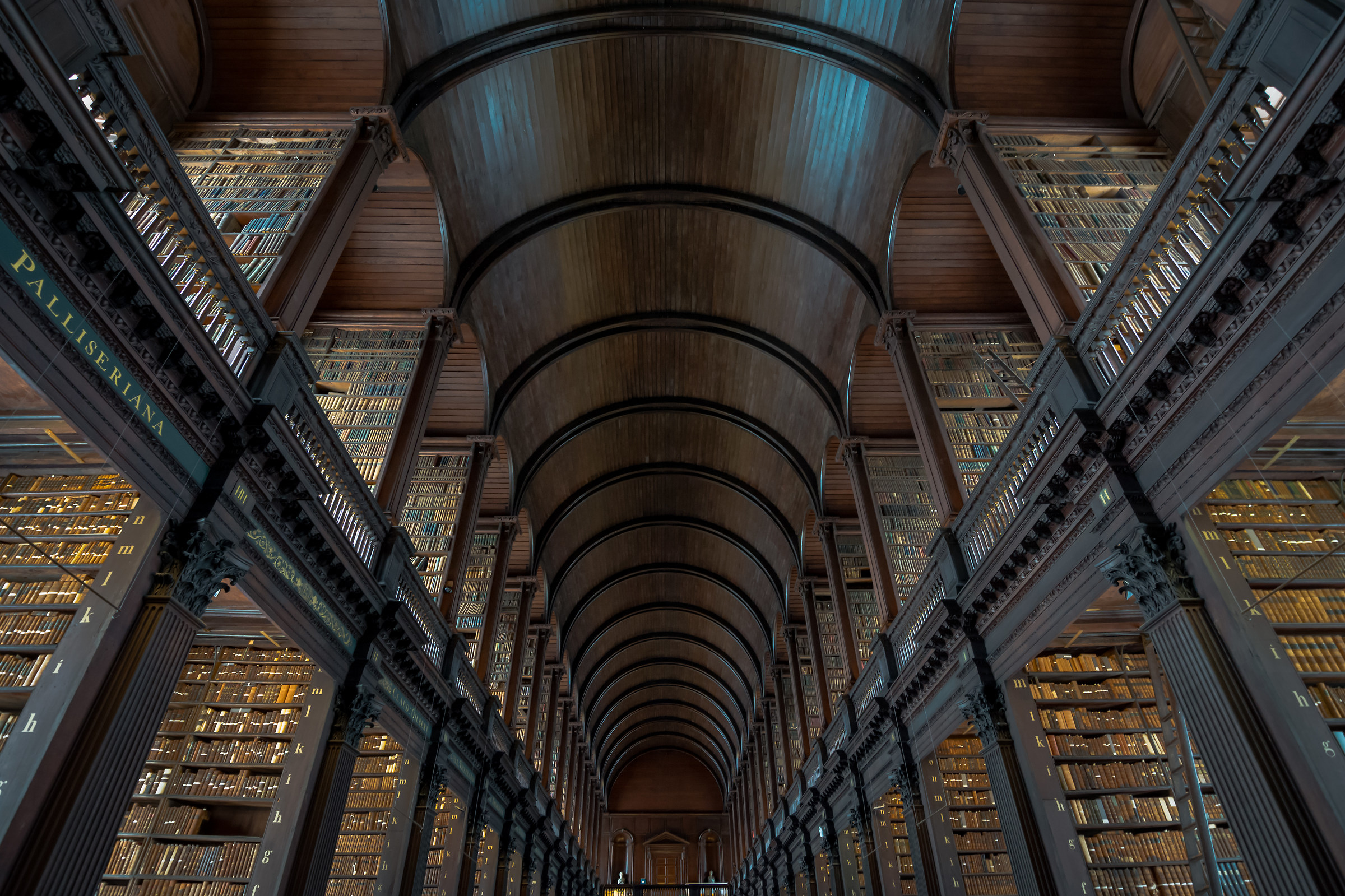 Long Room - Trinity College...