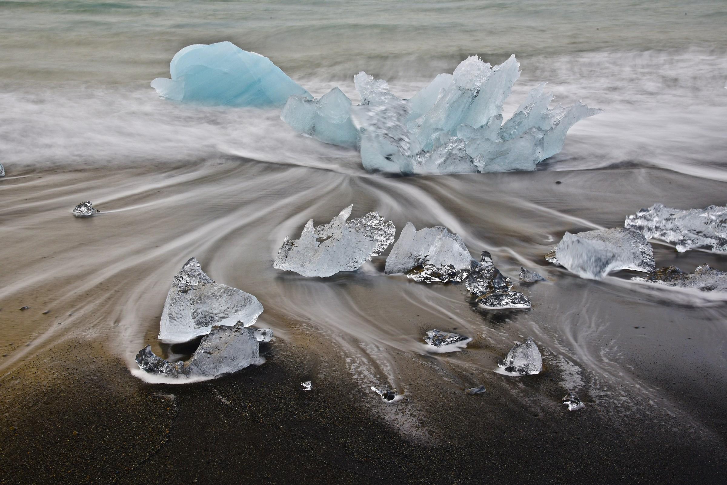 ghiaccio e schiuma 2...