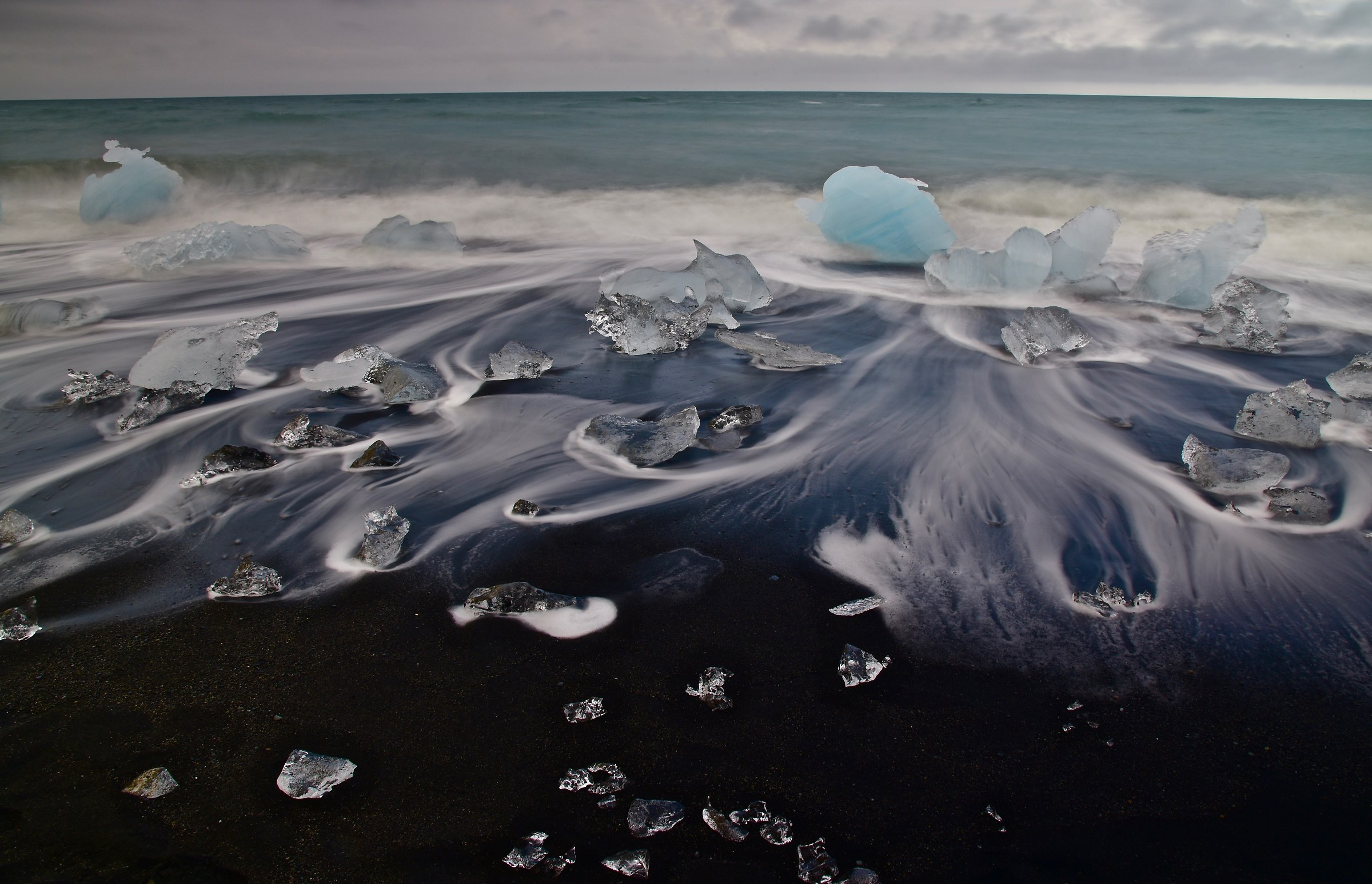 ghiaccio e schiuma 3...