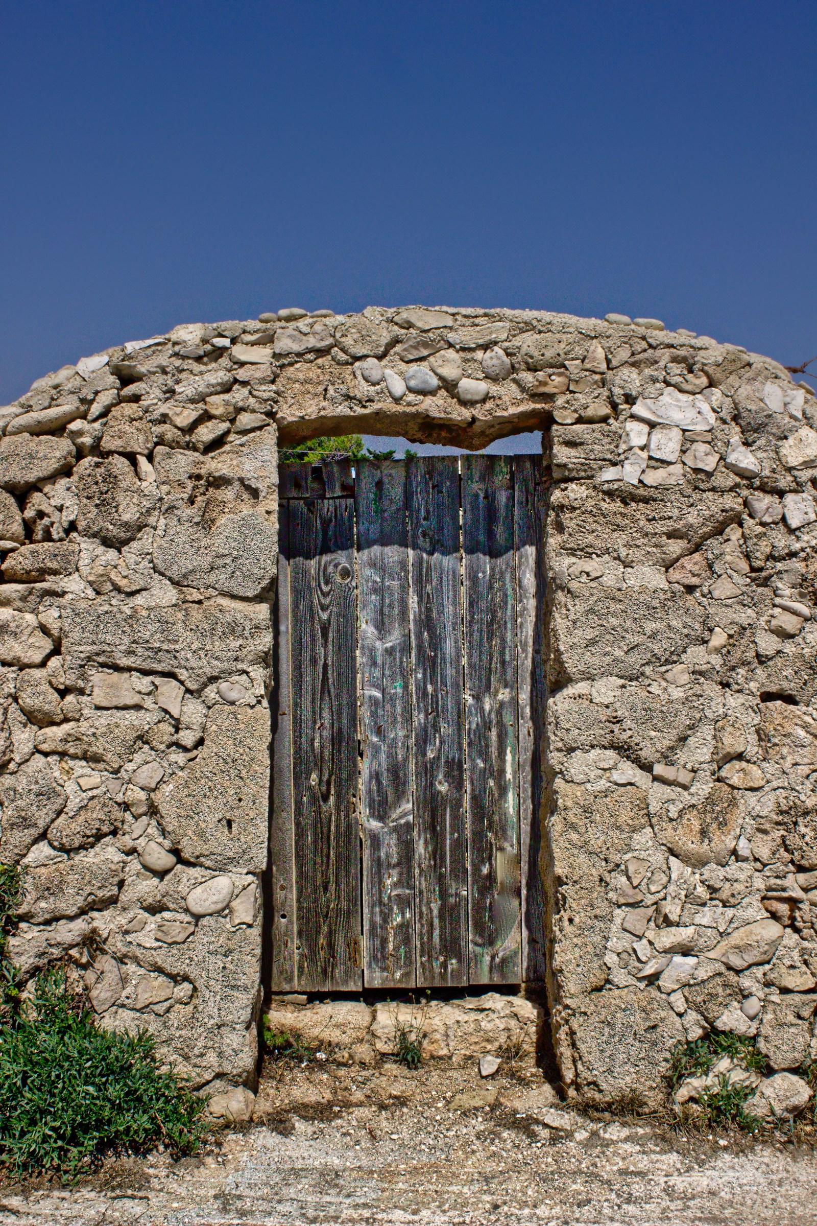 Antica porta...