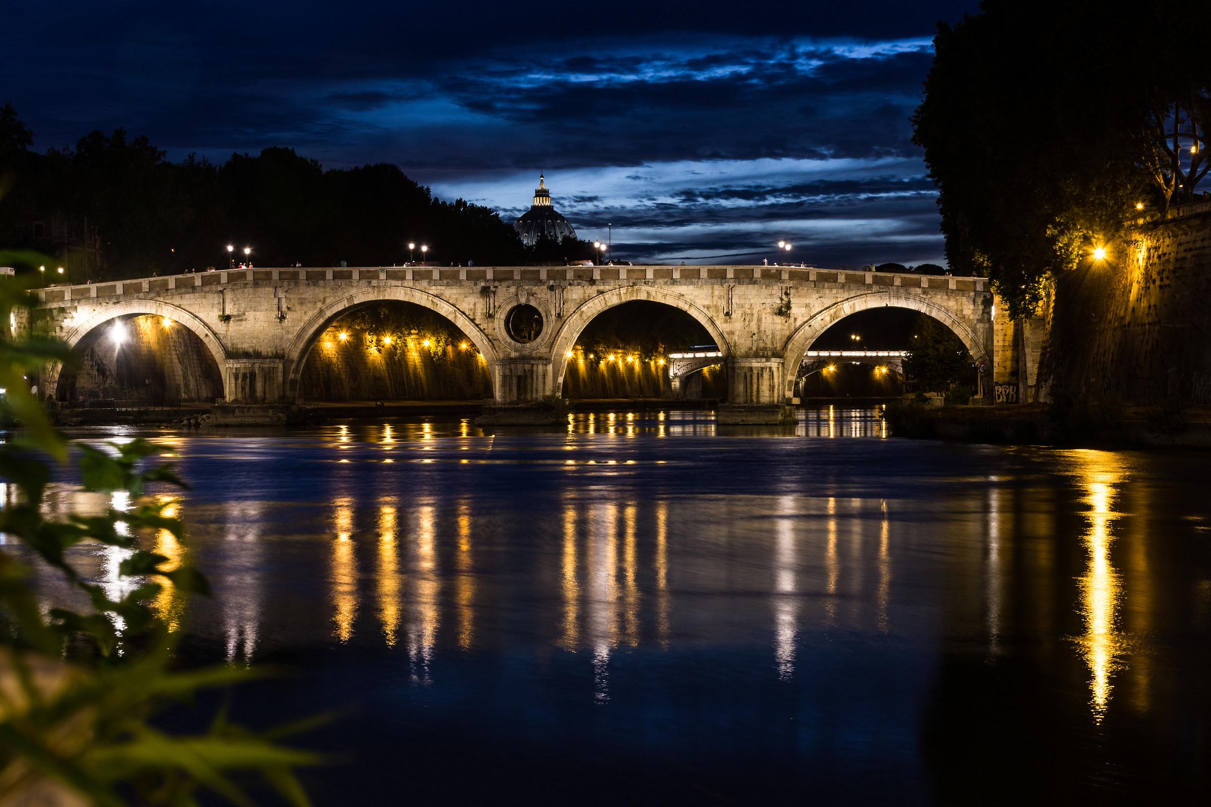 Ponte Sisto Rome...