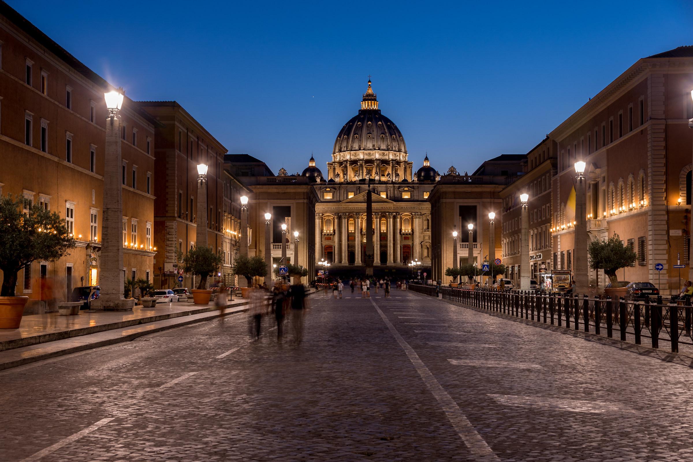 Saint Peter...