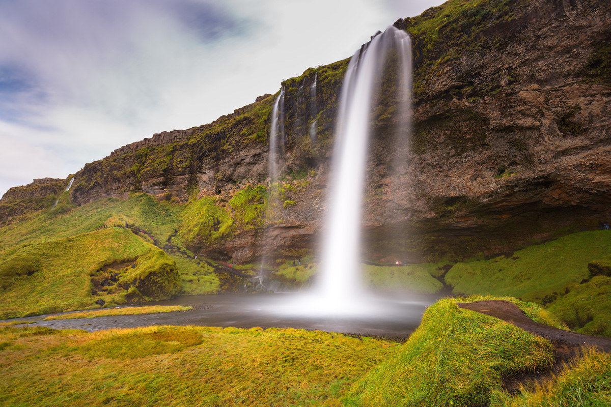 Seljandsfoss, Iceland...
