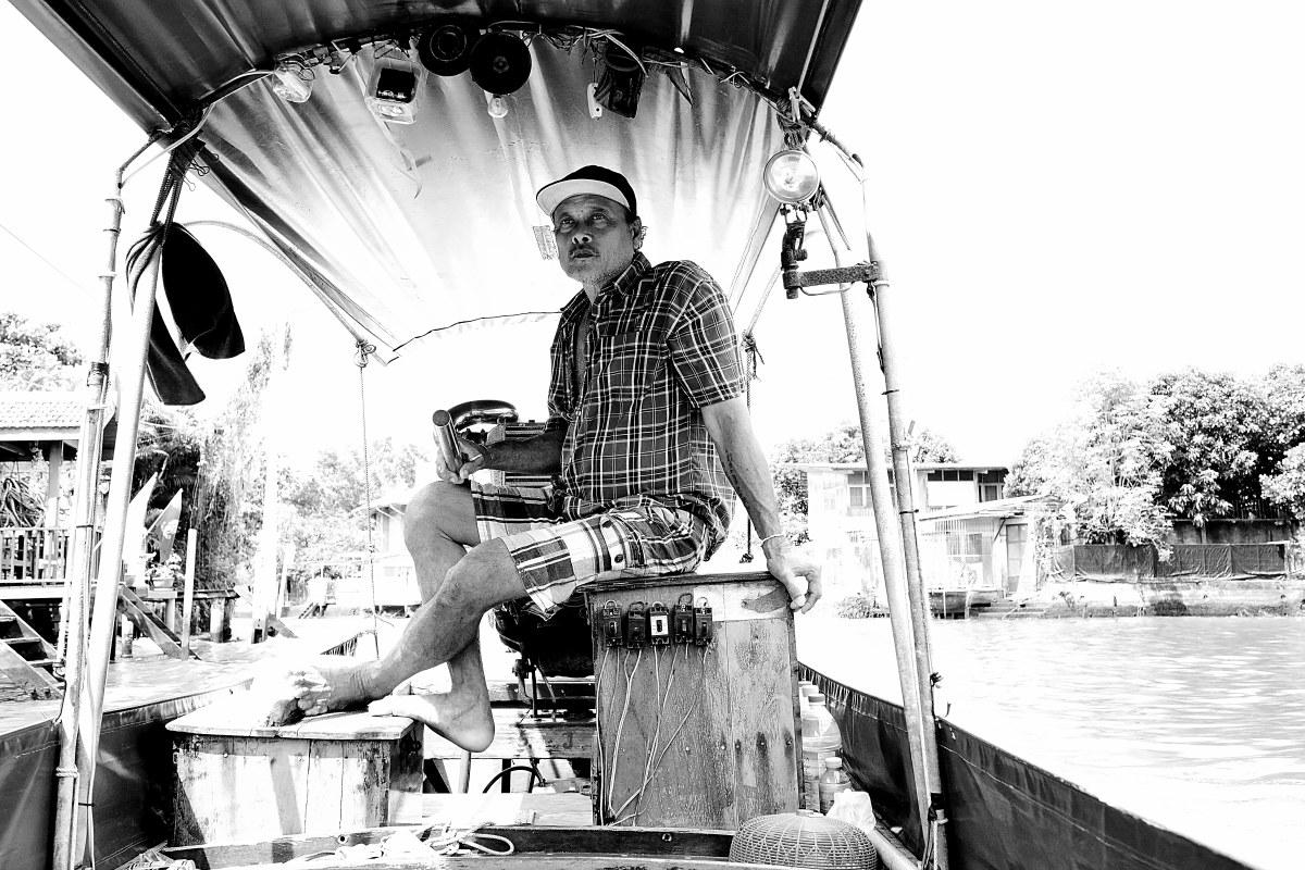 Il barcarolo...