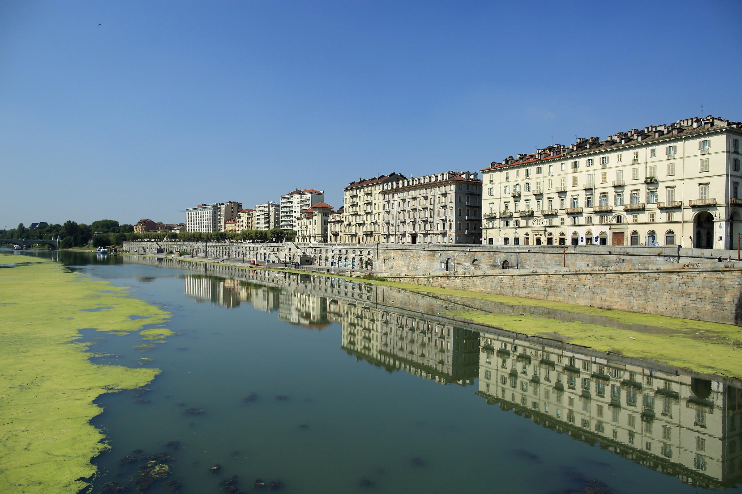 Turin - Murazzi...