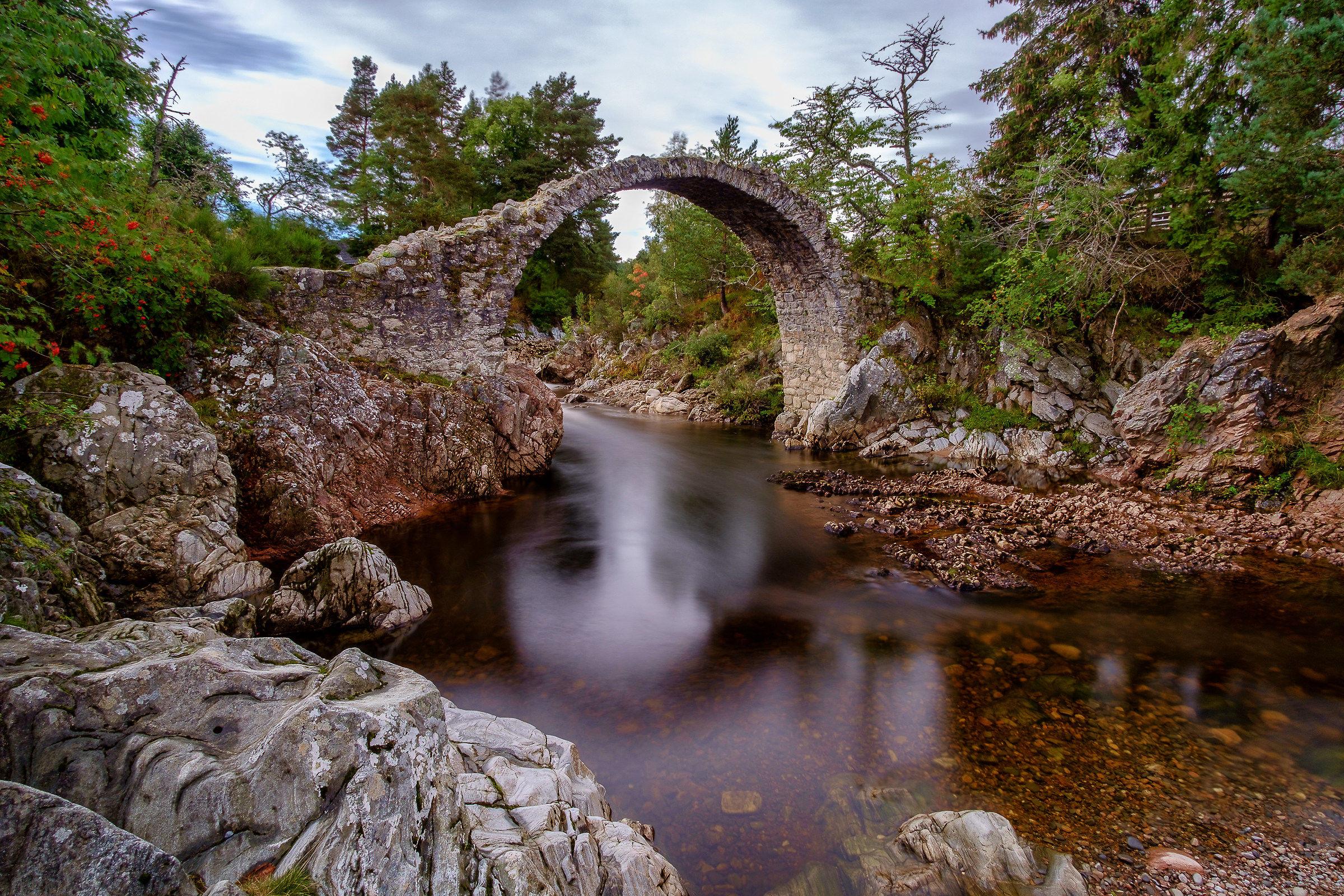packhorse Bridge...