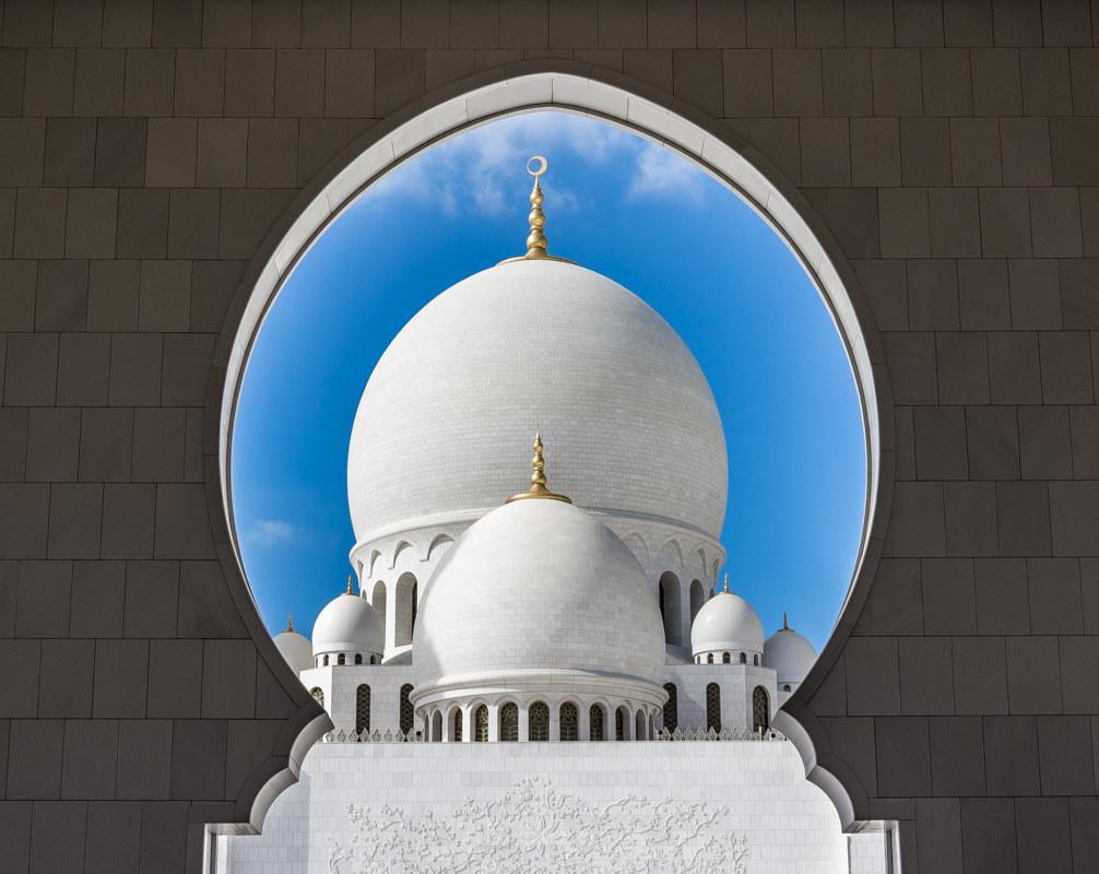 Grand Mosque Sheikh Zayed, Abu Dhabi....