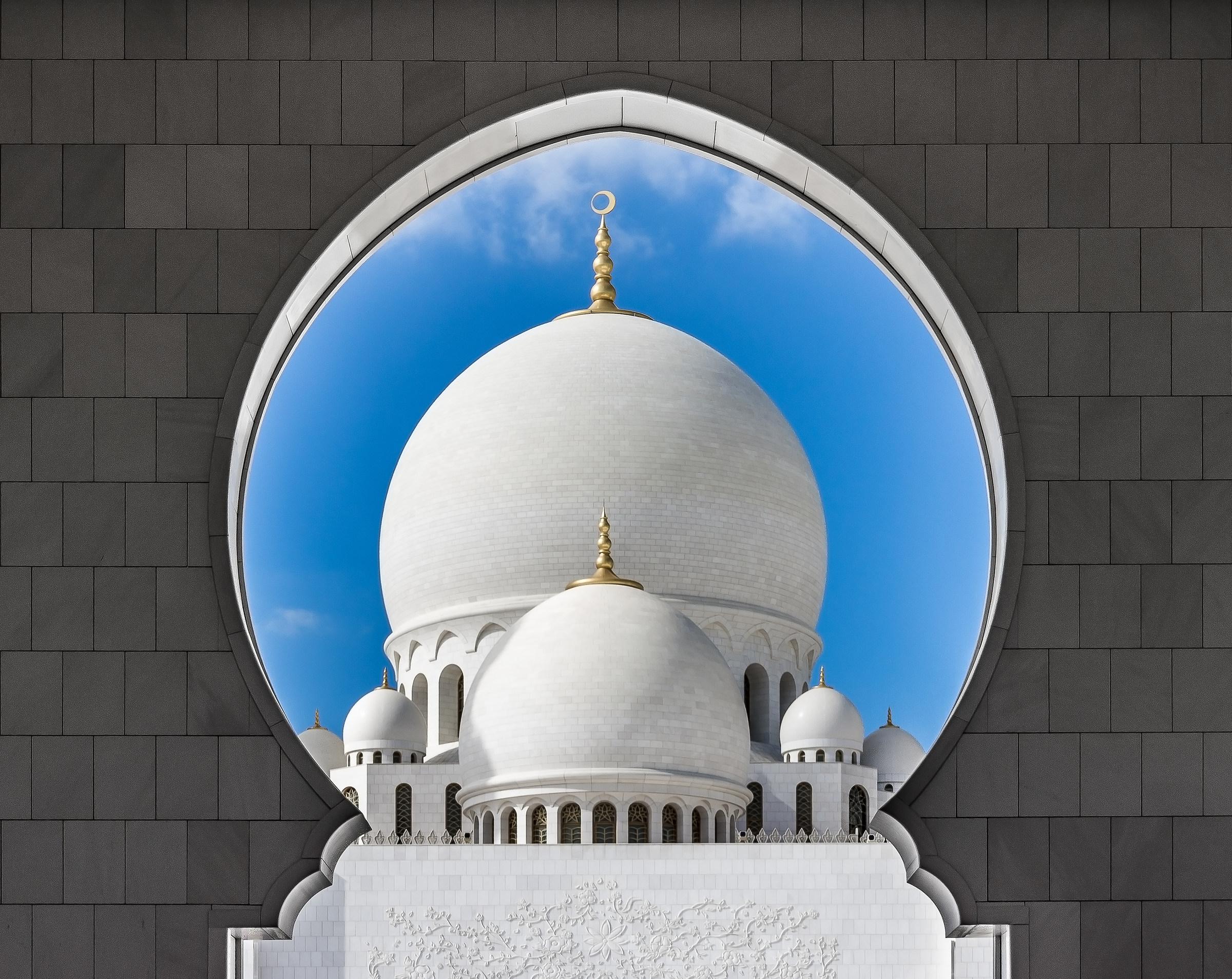 Grand Mosque Sheikh Zayed, Abu Dhabi, I....