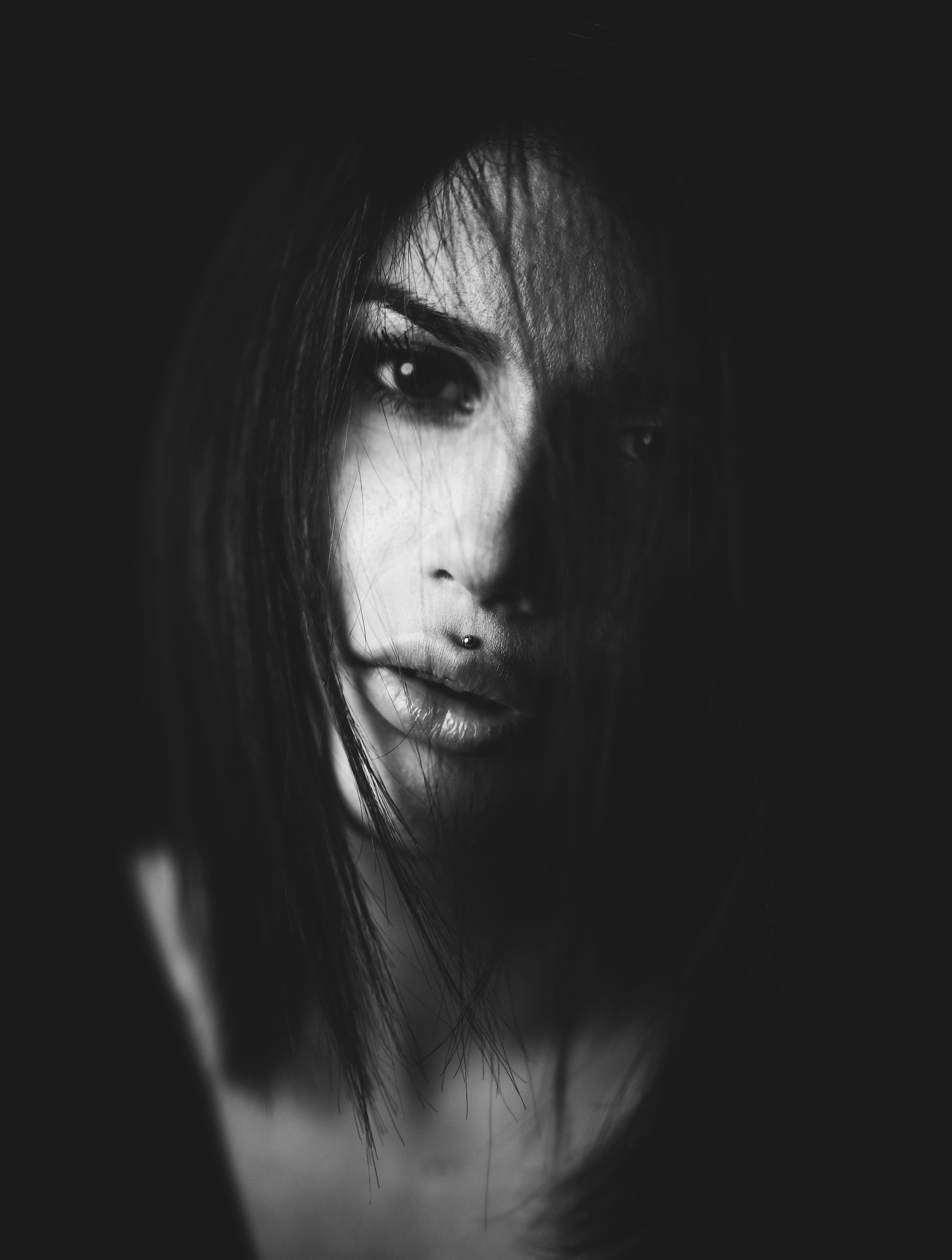 Black soul...