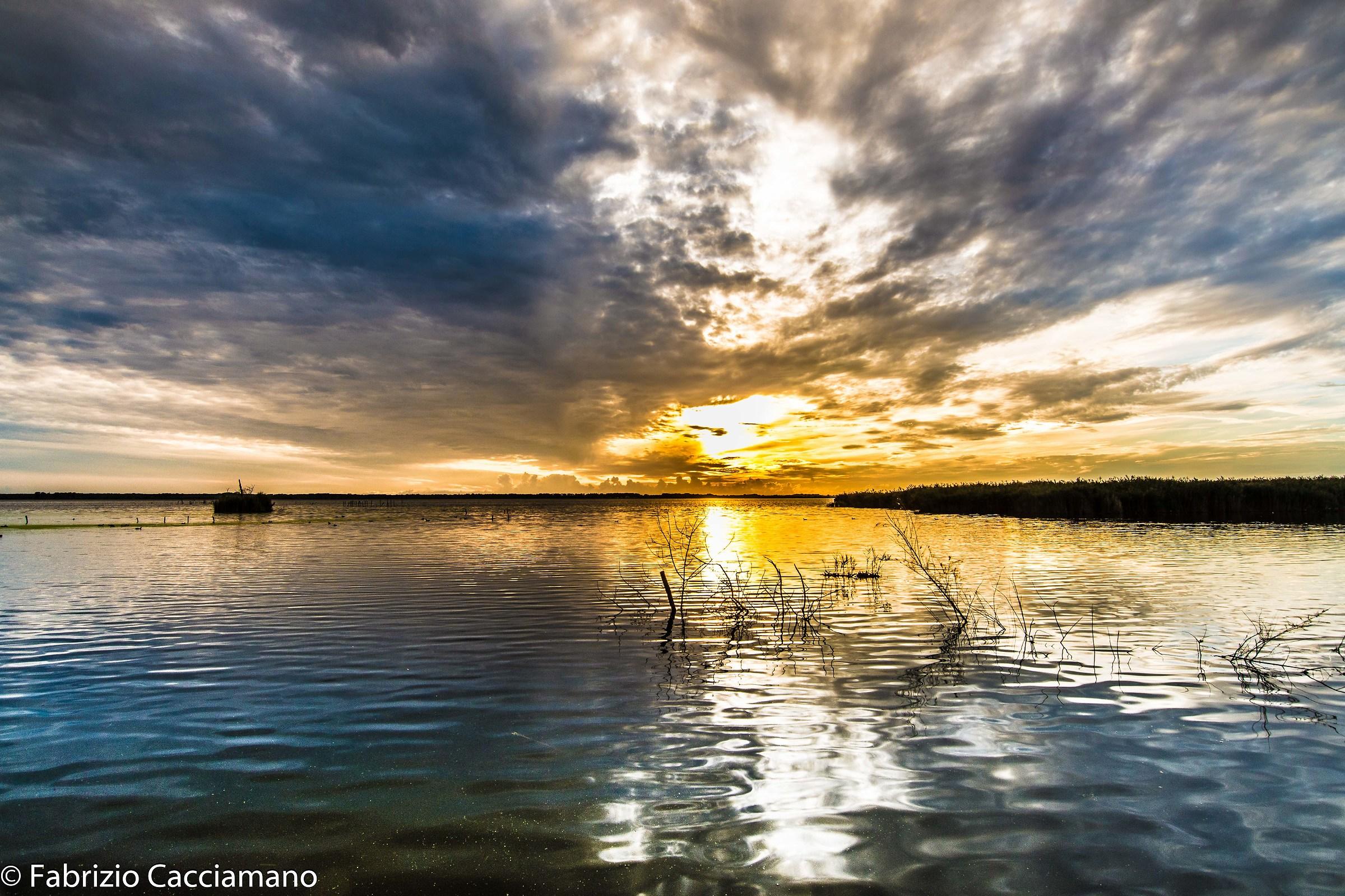 Luci sul lago...
