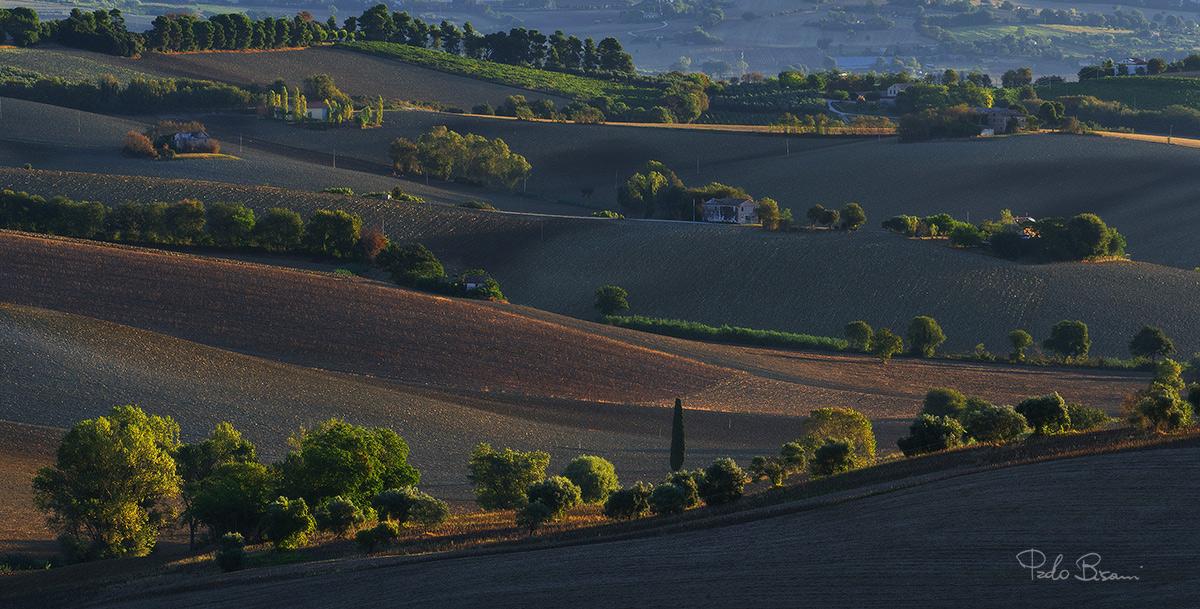 Montefanese landscape...