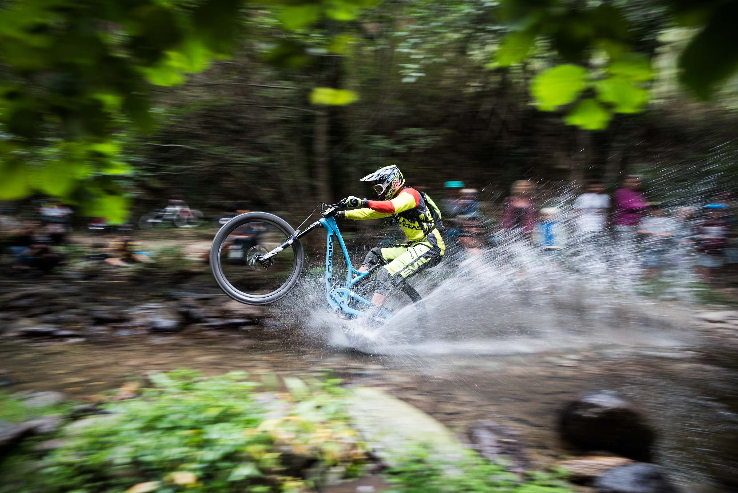 Toni Ferreiro in Finale Ligure Enduro World Series 2016...