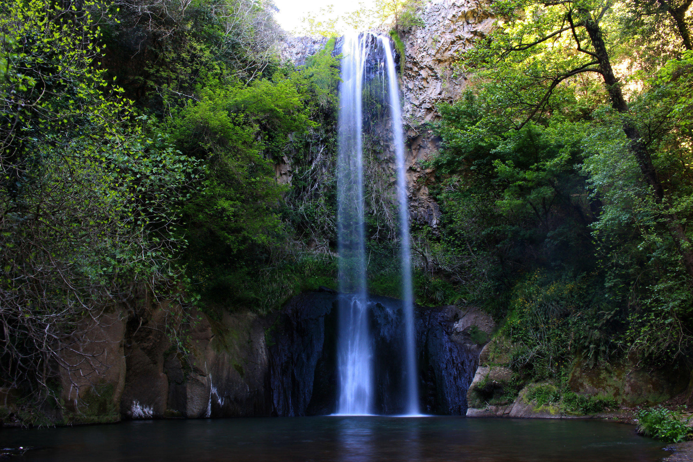Risultati immagini per cascate castel giuliano