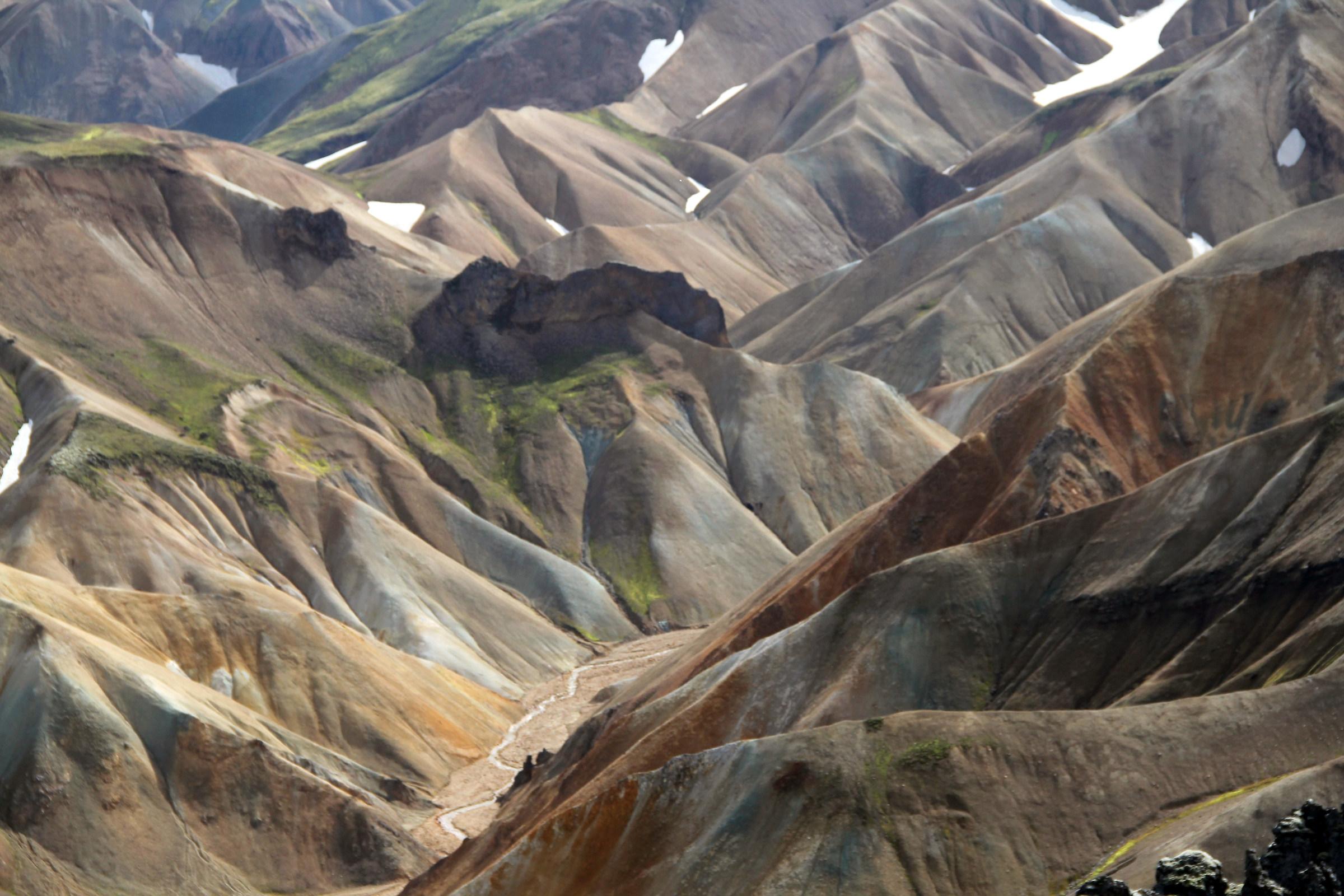 Iceland - Landmannallaugar...