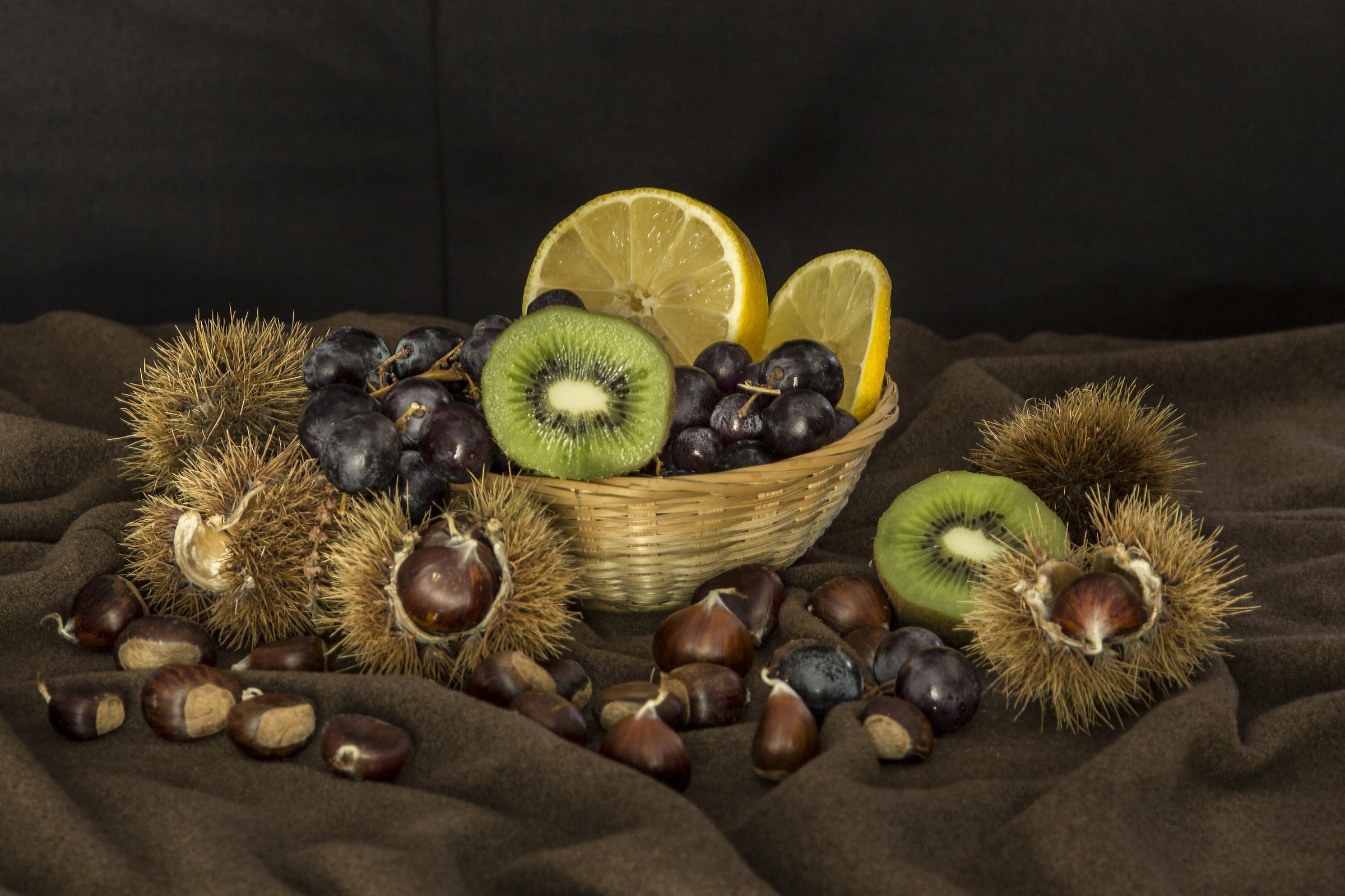 The fruits del'autunno...