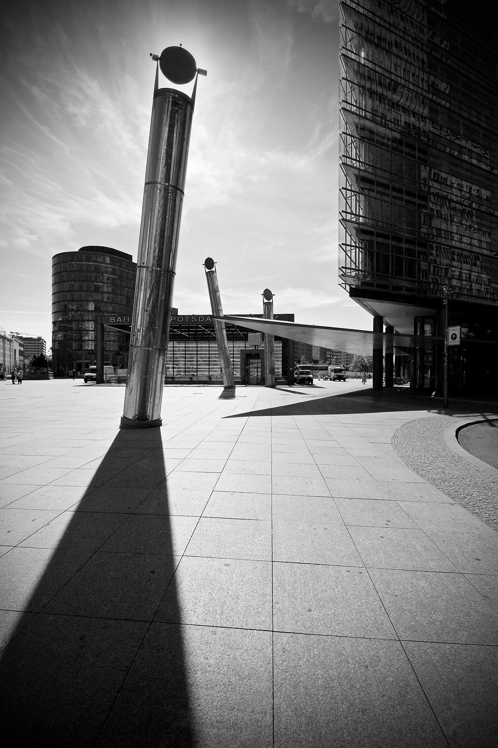 Berlin 2016: Potsdamer Platz...
