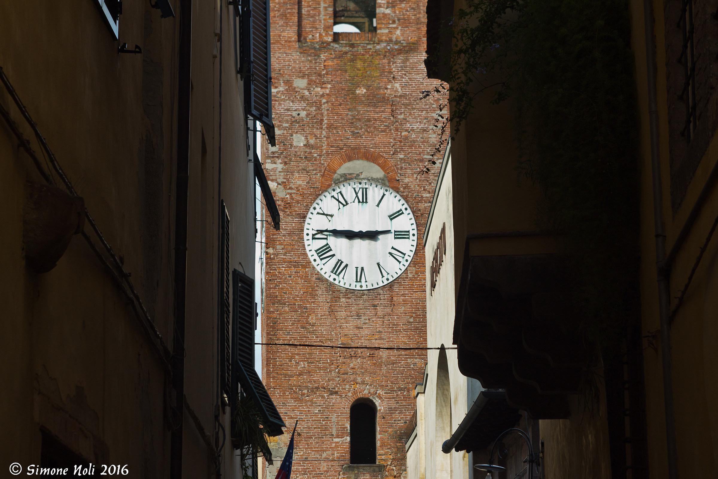 Lucca scorcio...