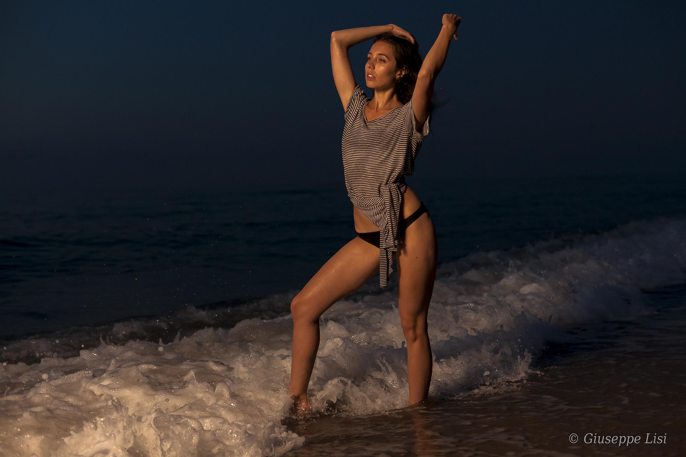 La ballerina sulla sabbia 4...