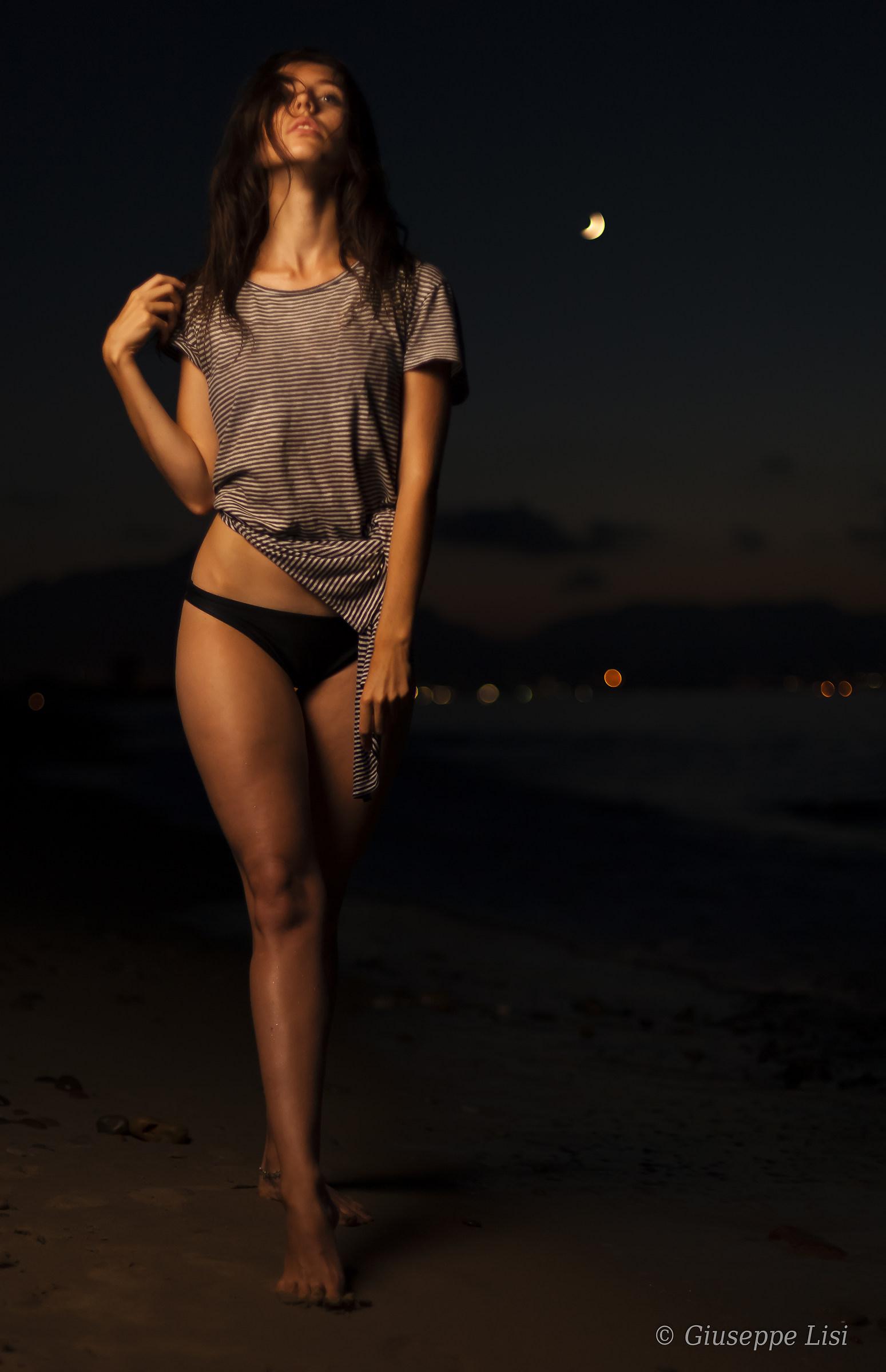 La ballerina sulla sabbia 10...