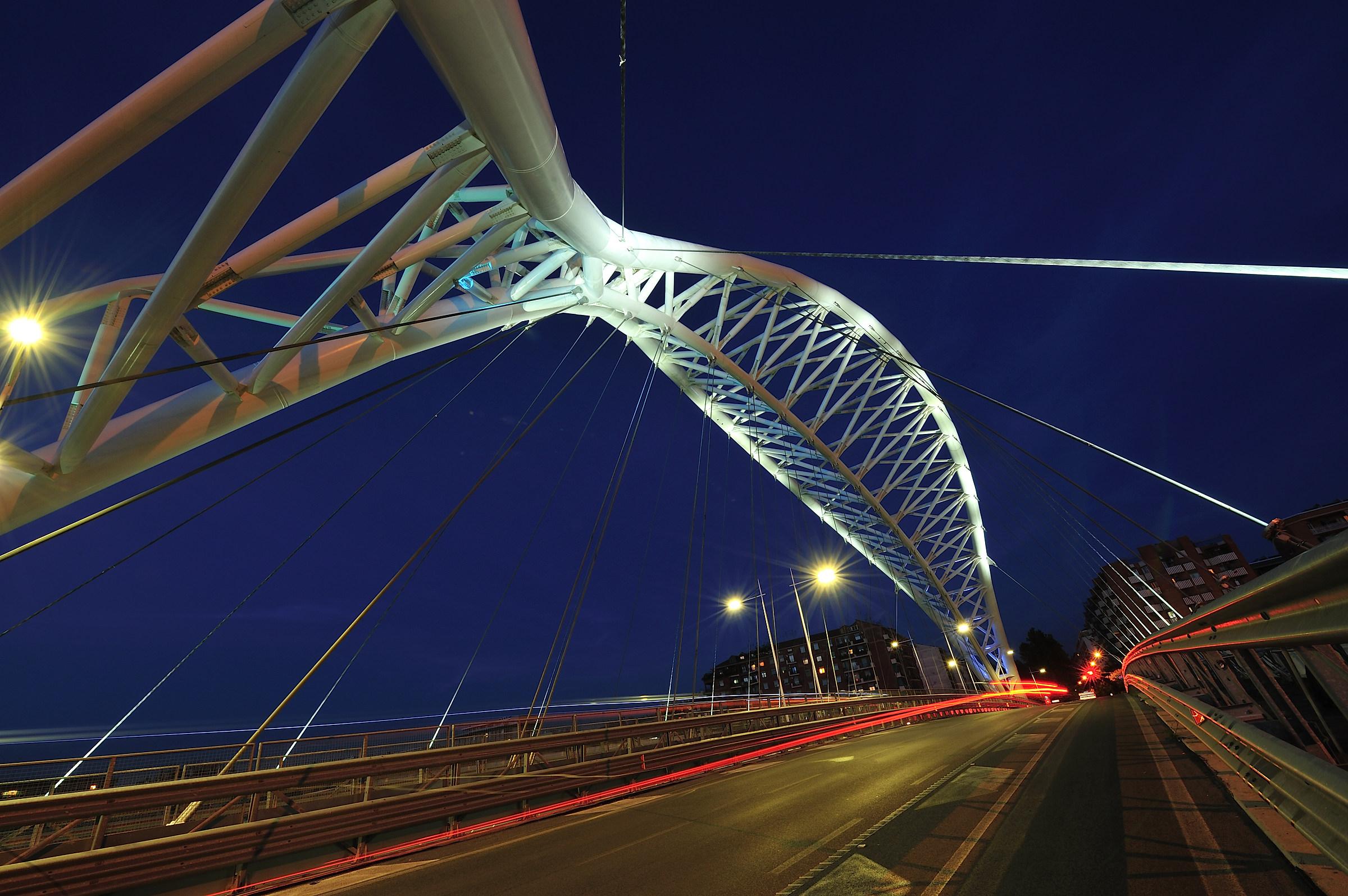 Ponte Settimia Spizzichino...