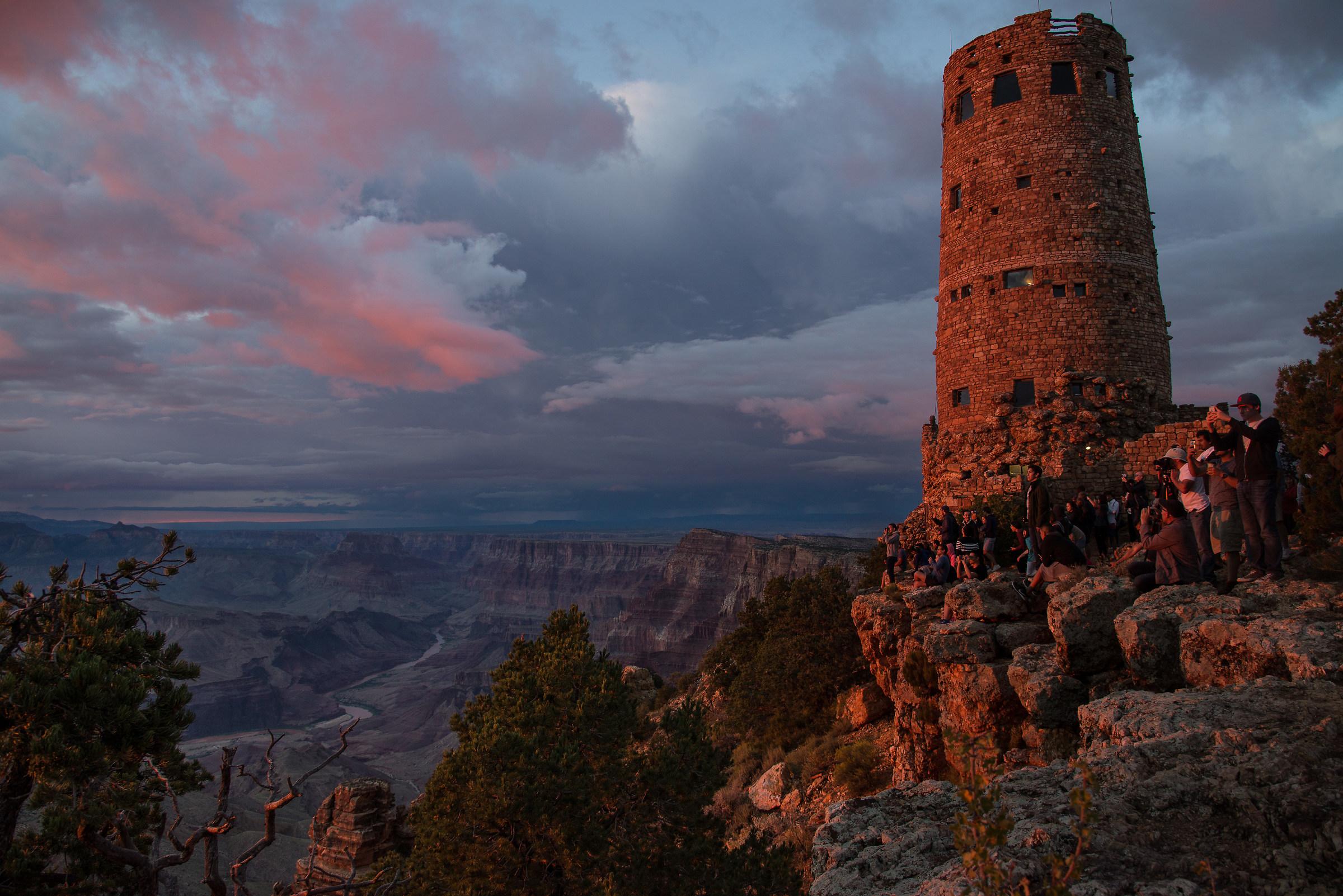 Desert View Watchtower...