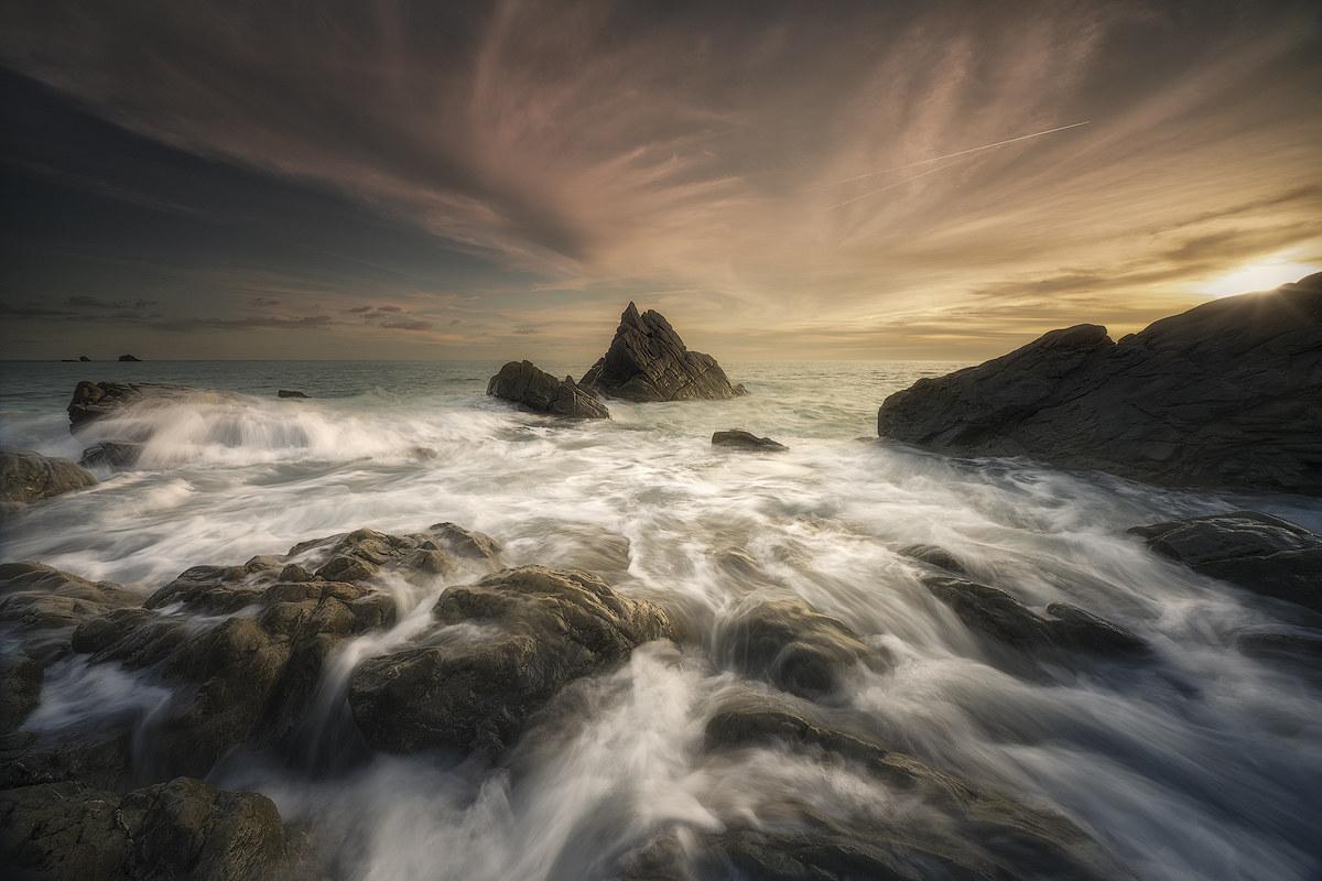 framura coast...
