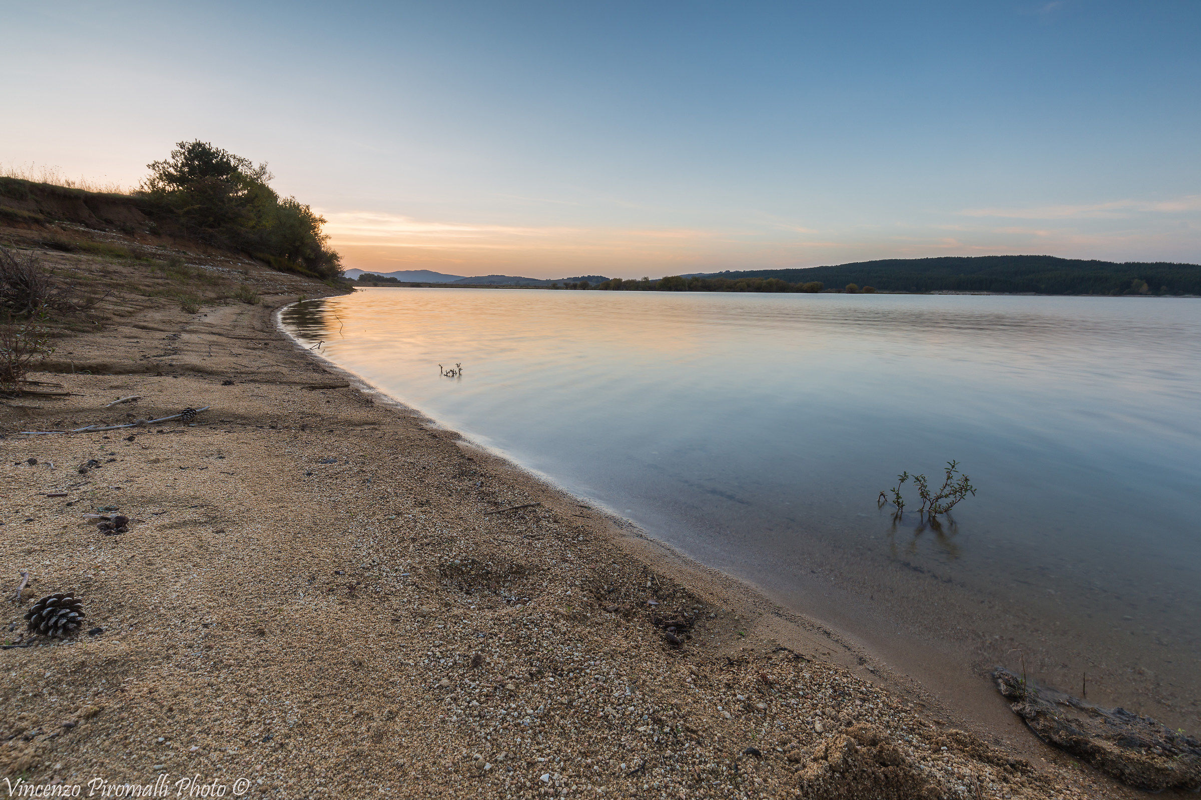 Lake's sunset...