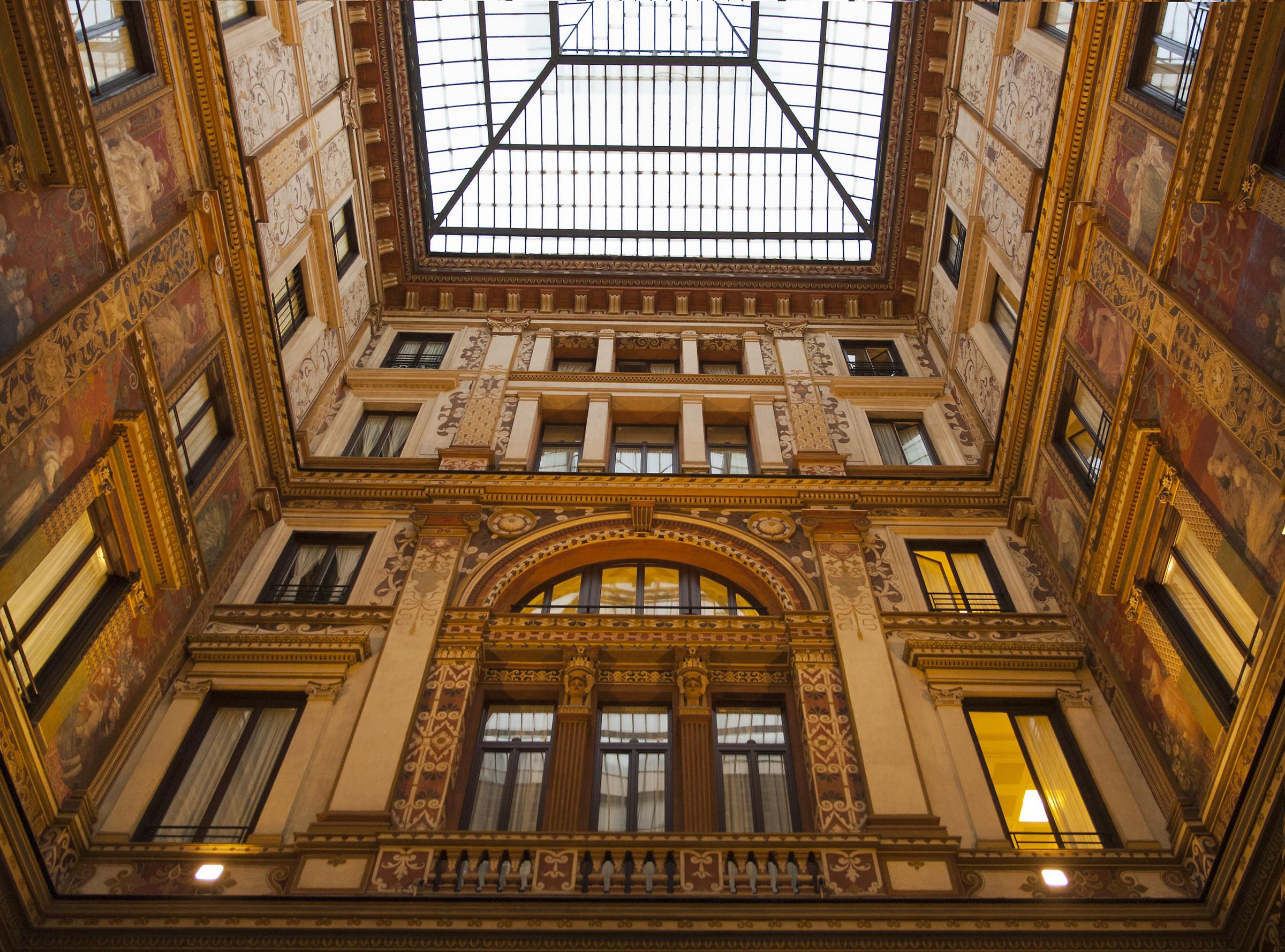 Galleria Sciarra...