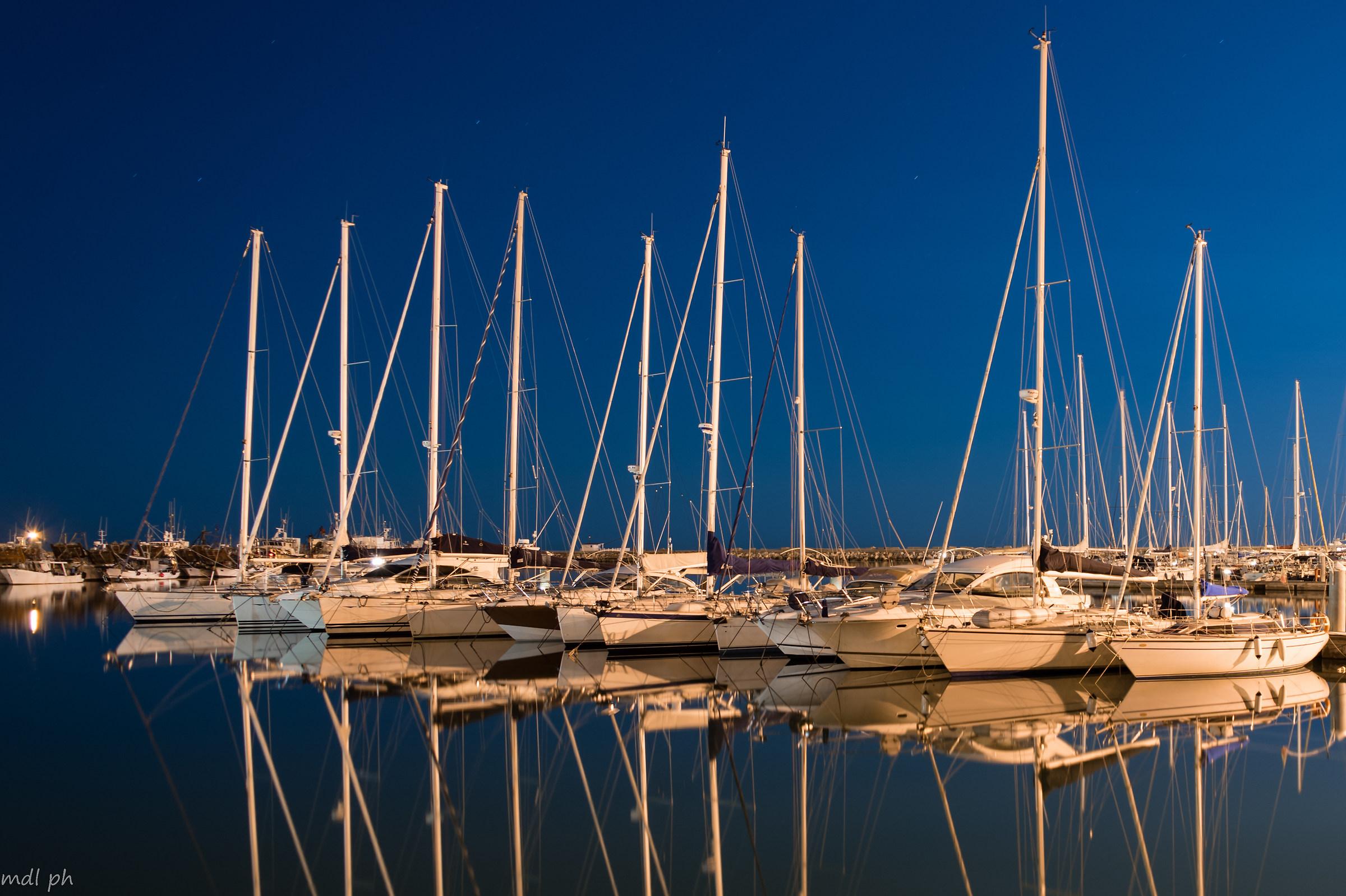 Port of Giulianova...