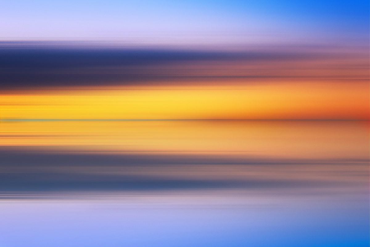 Alba sul mar...