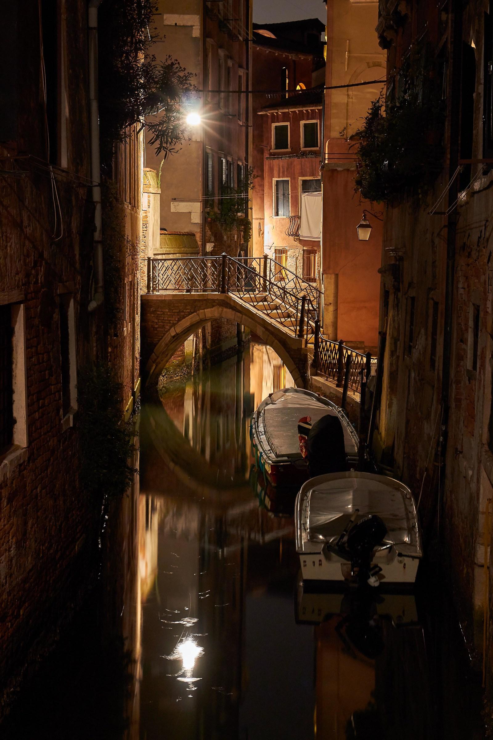 Venice sleeping...