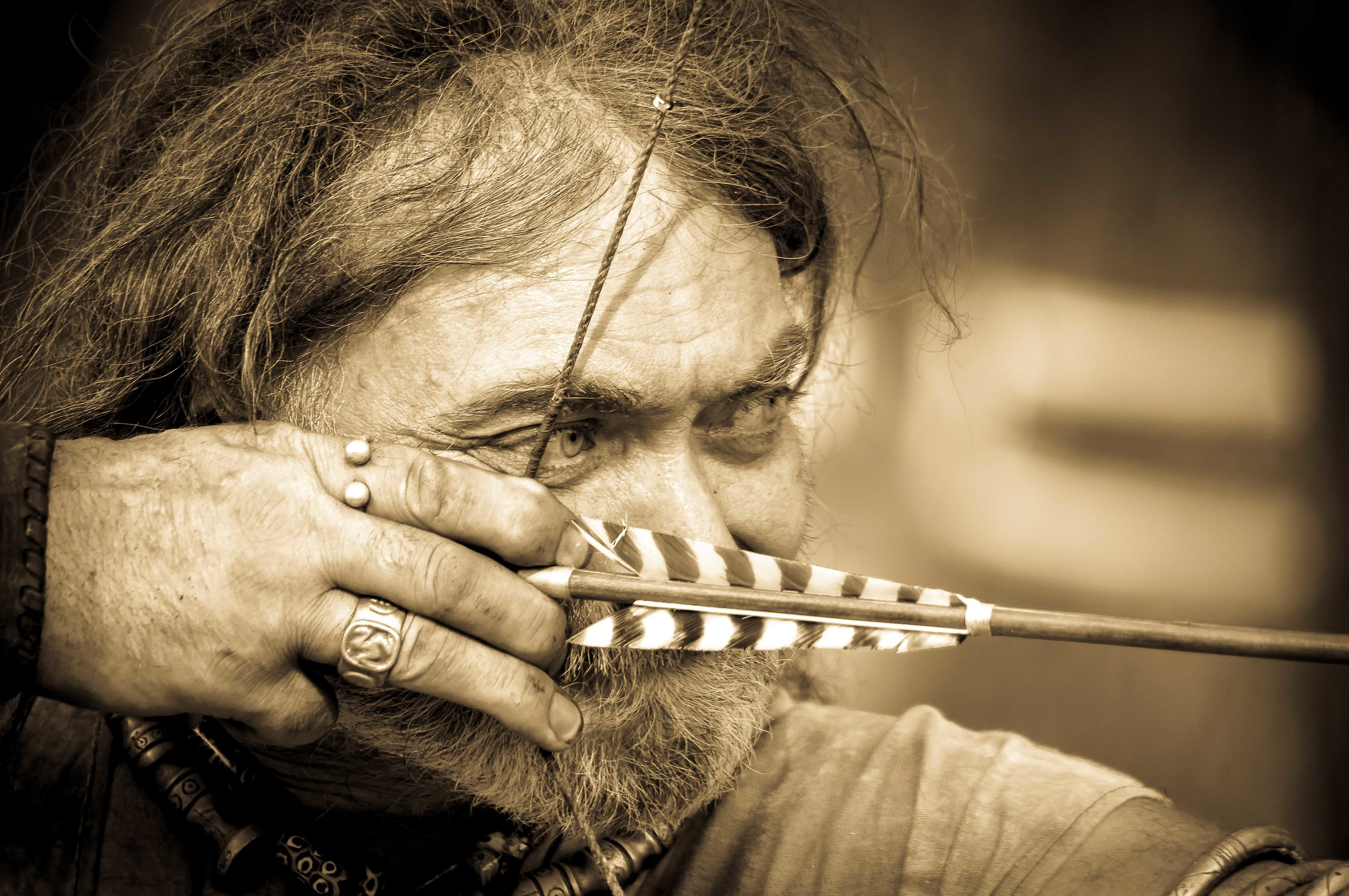 The hunter Celtic...