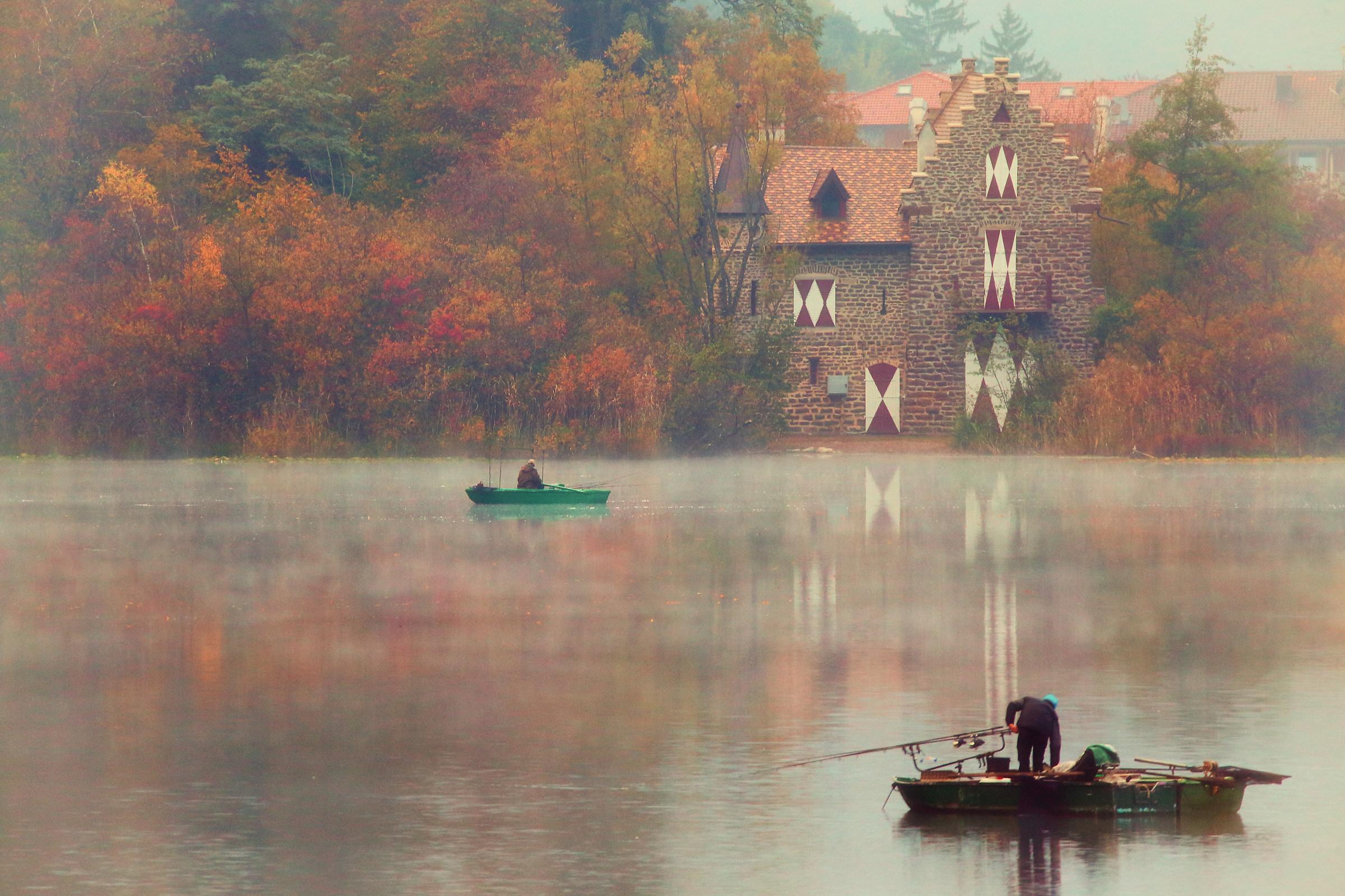 Lake Monticolo BZ...