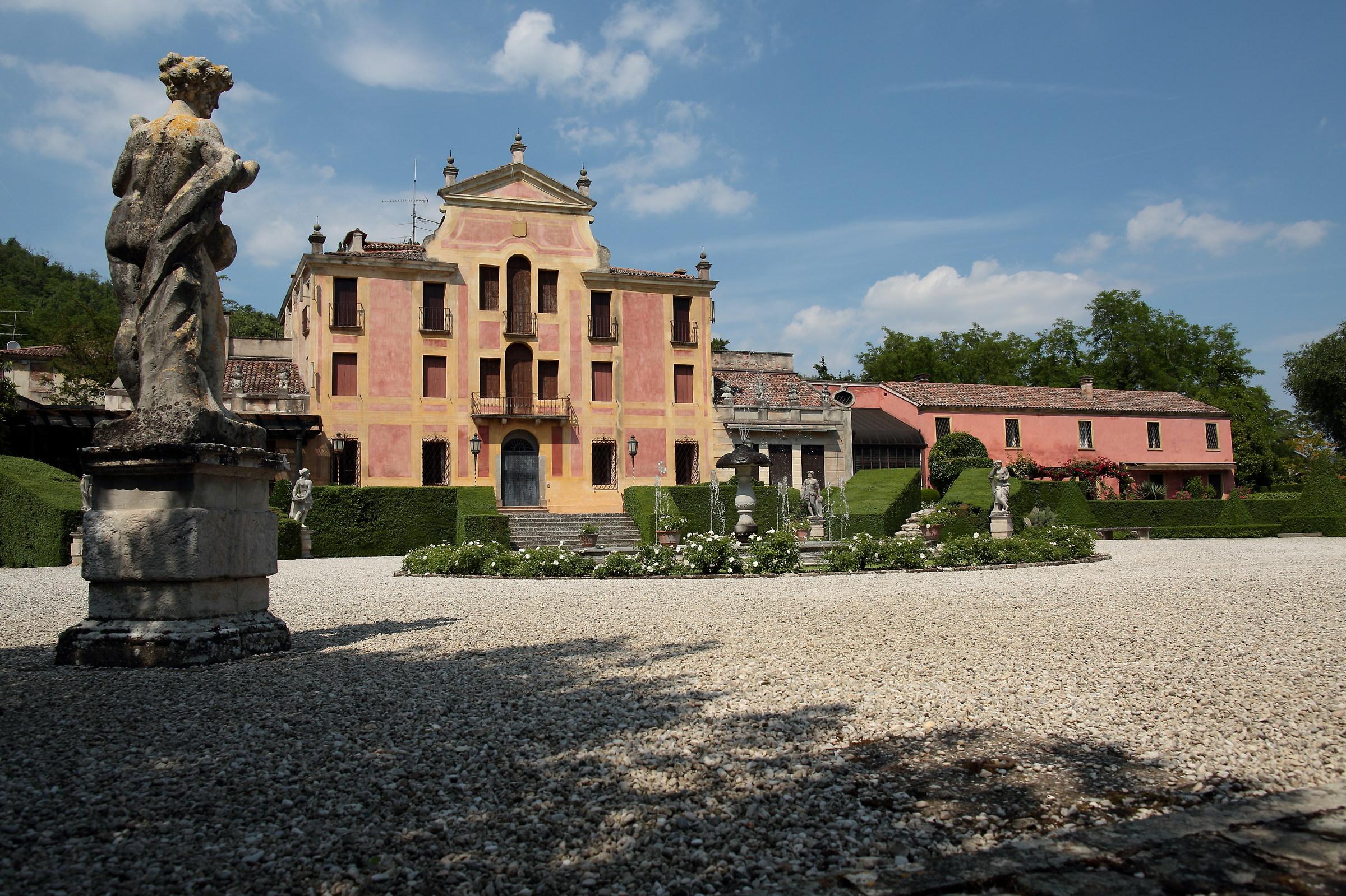 Valsanzibio - Villa Barbarigo...