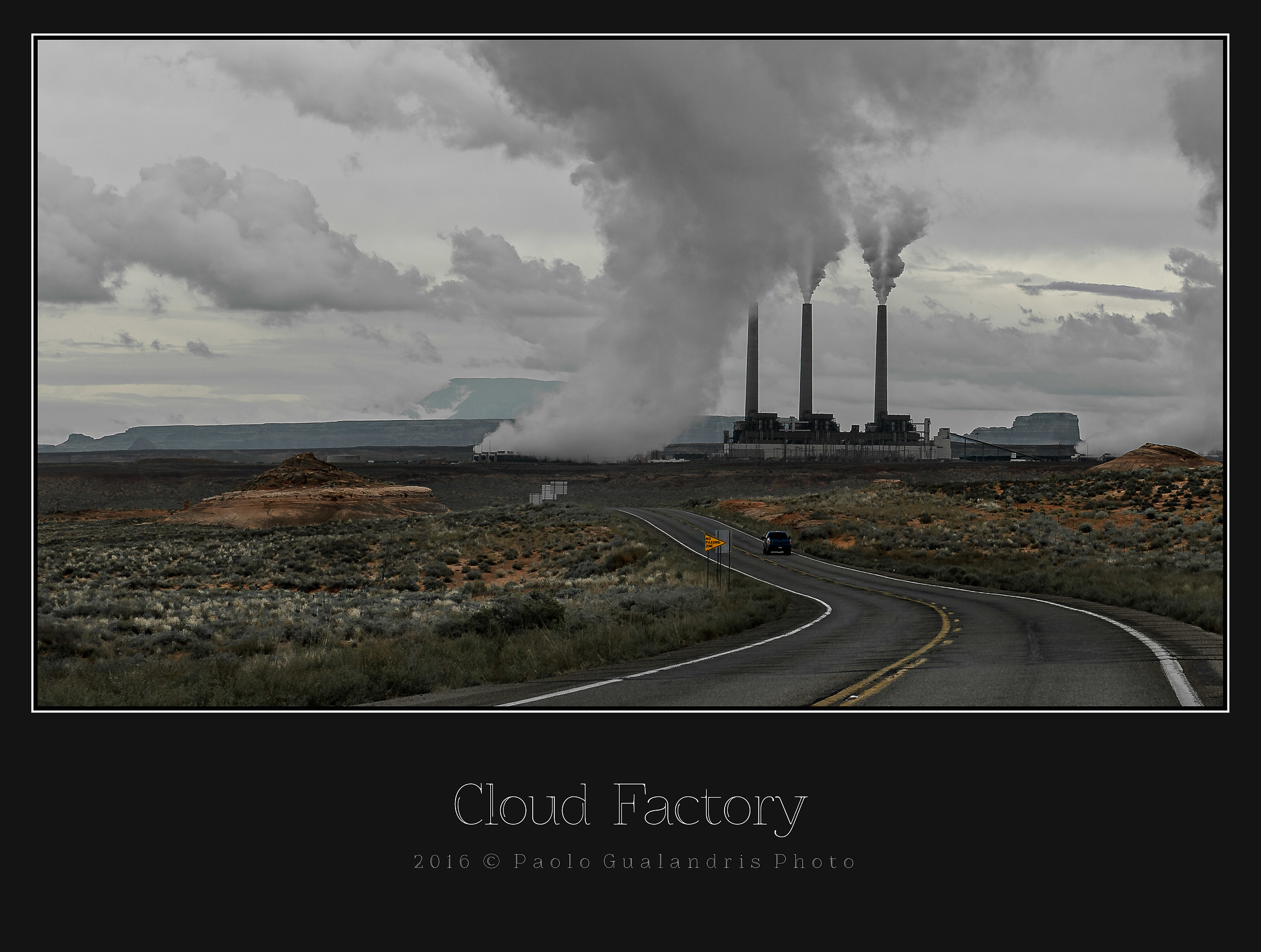 Clouds Factory...