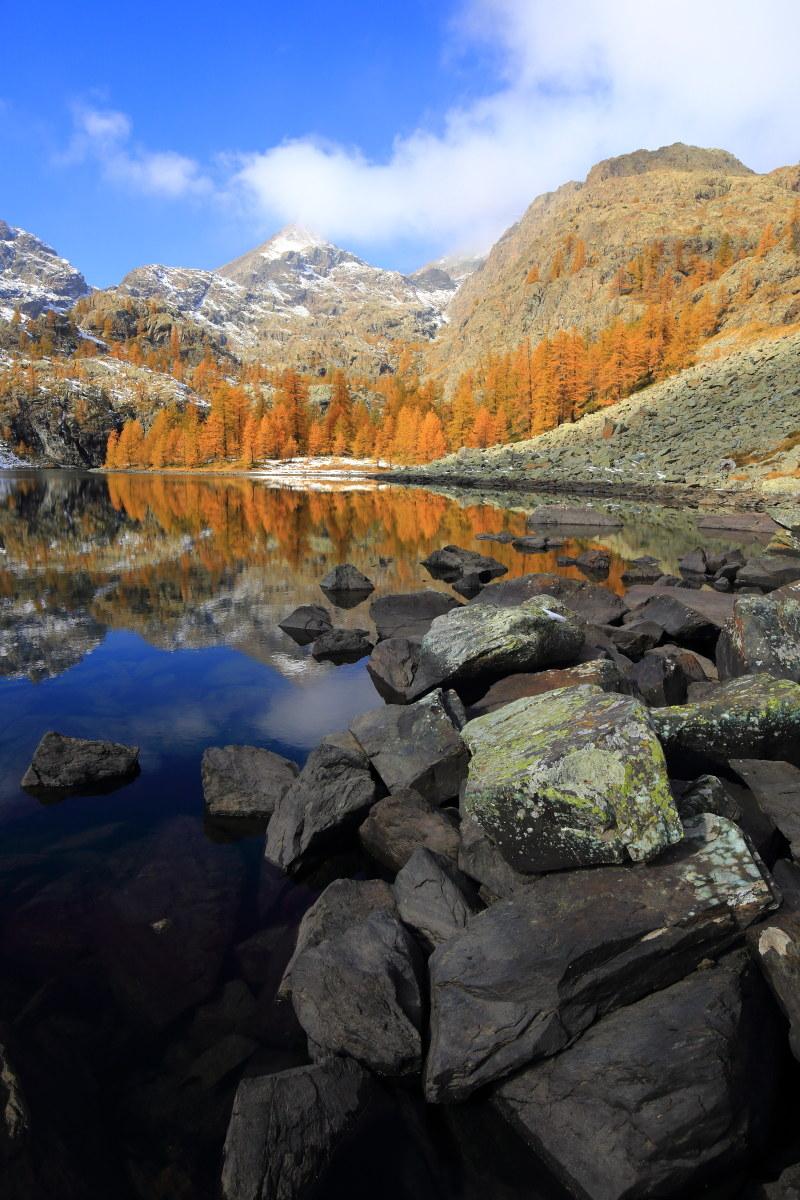 Horned Lake to Mont Avic Park...