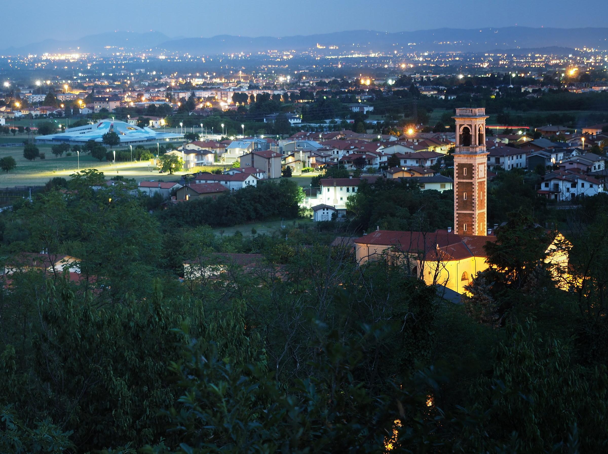 Central, Thiene and Alto Vicentino...