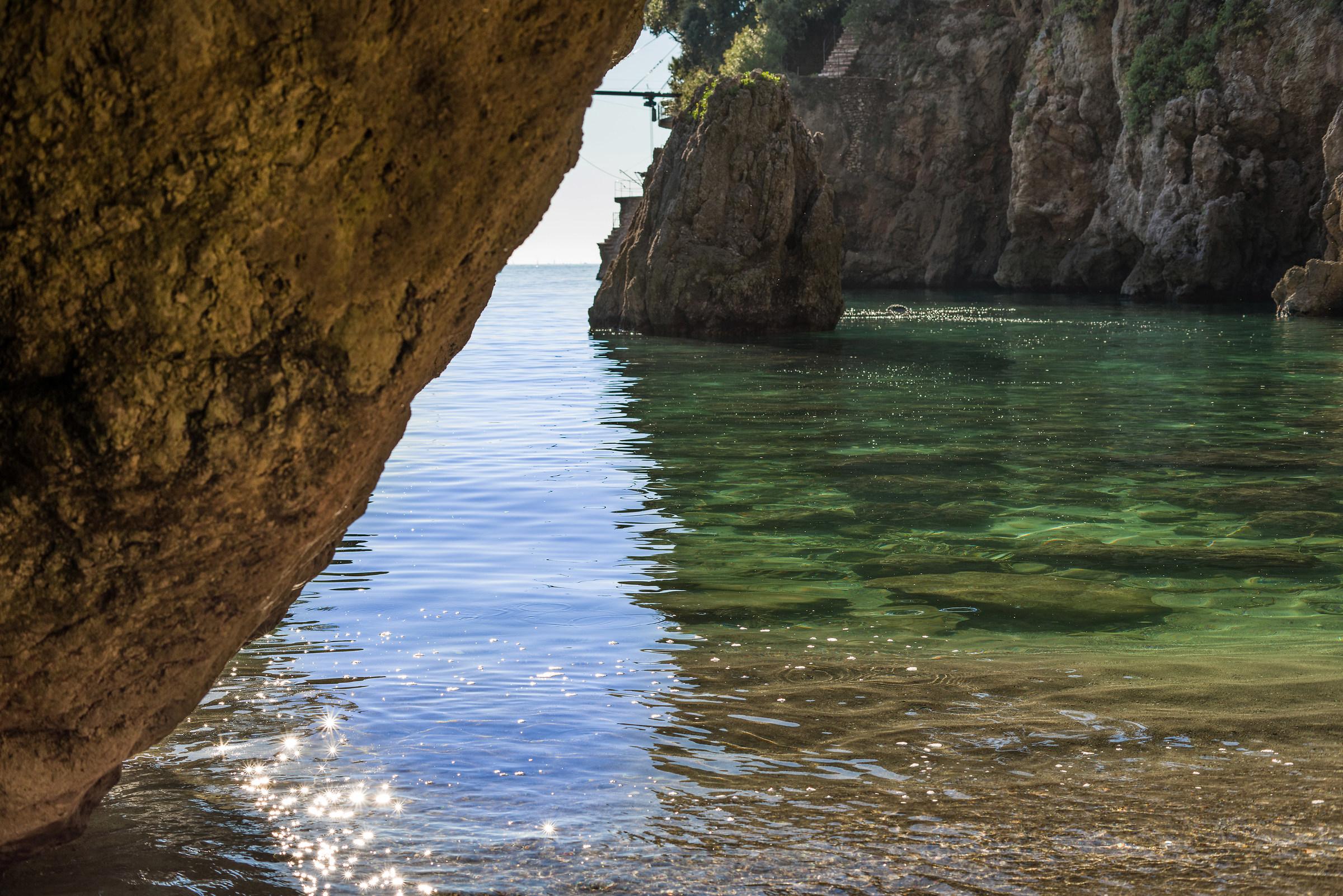 the hidden bay...