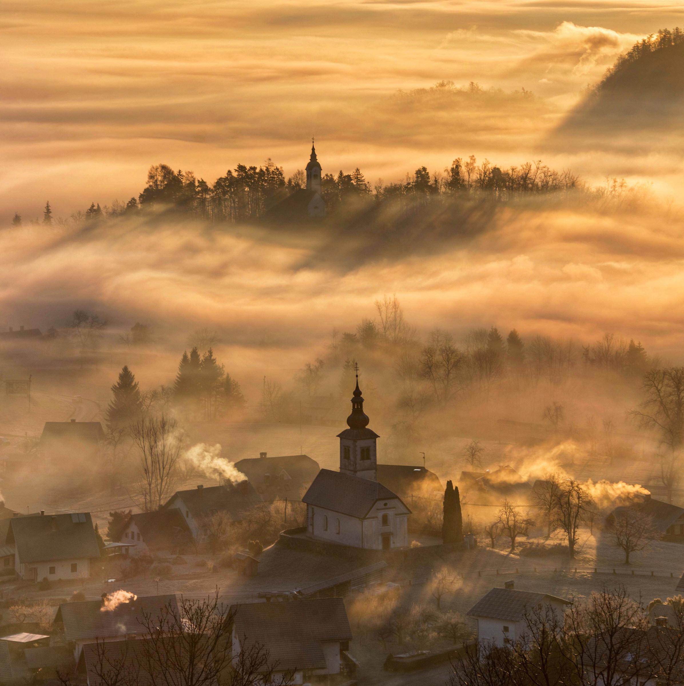 Golden Villages...