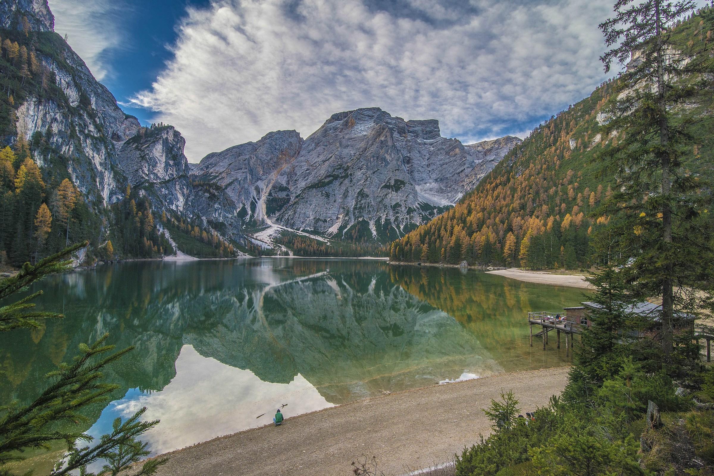 Lago di braies!!...