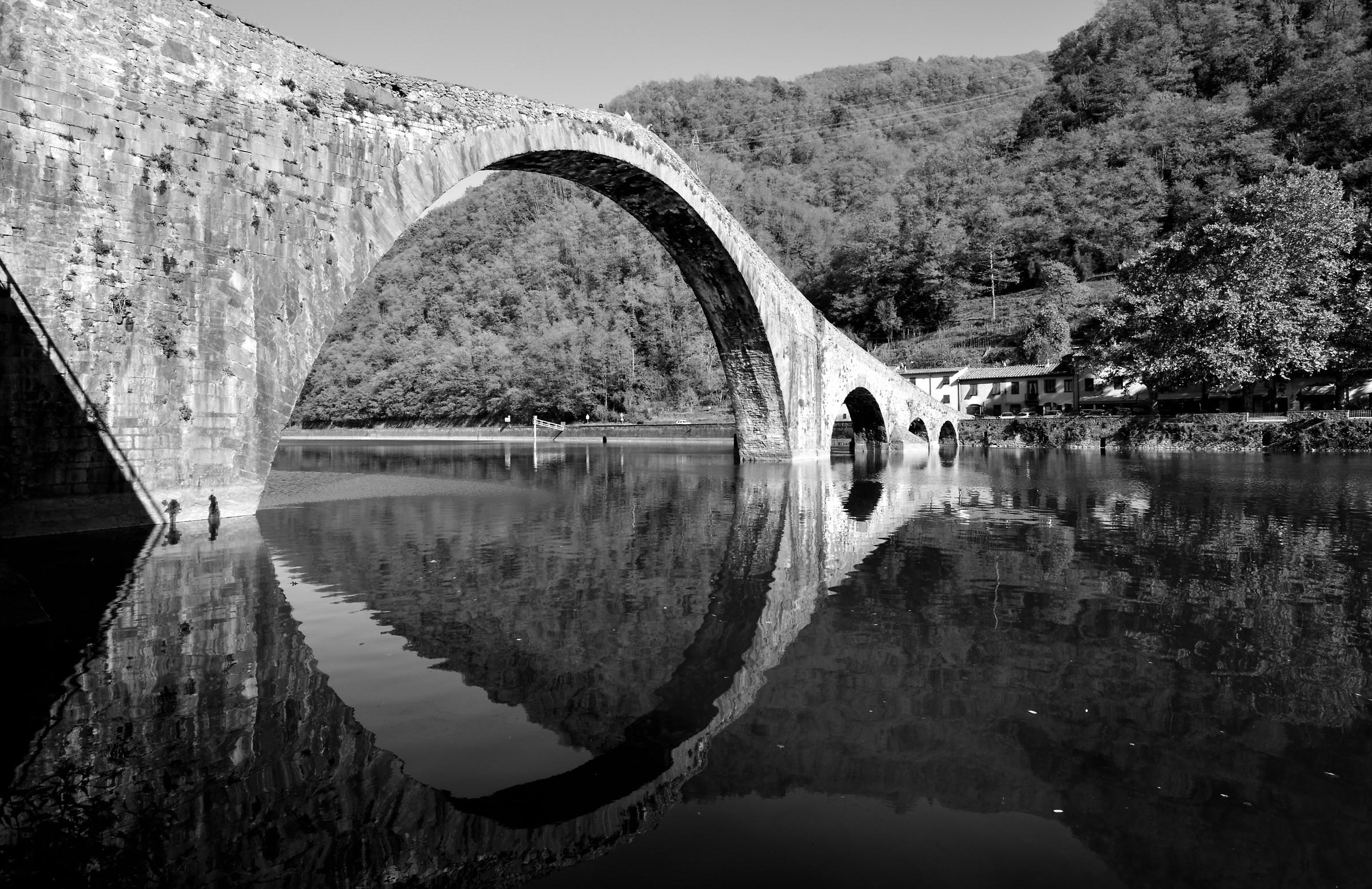 Ponte del Diavolo...