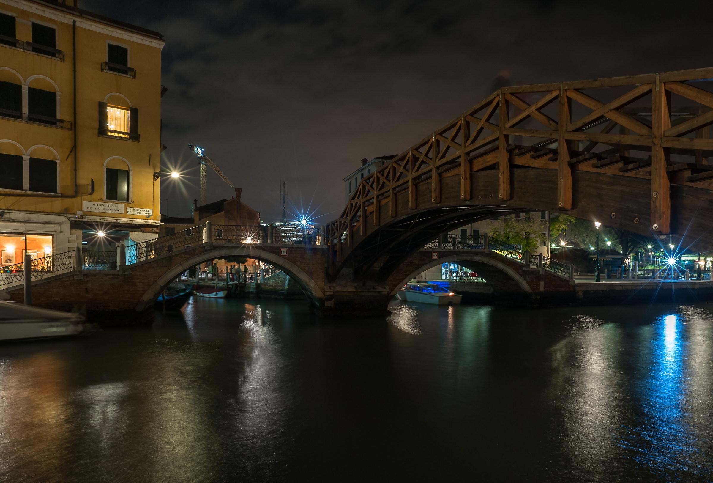 Fantasmi sul ponte......
