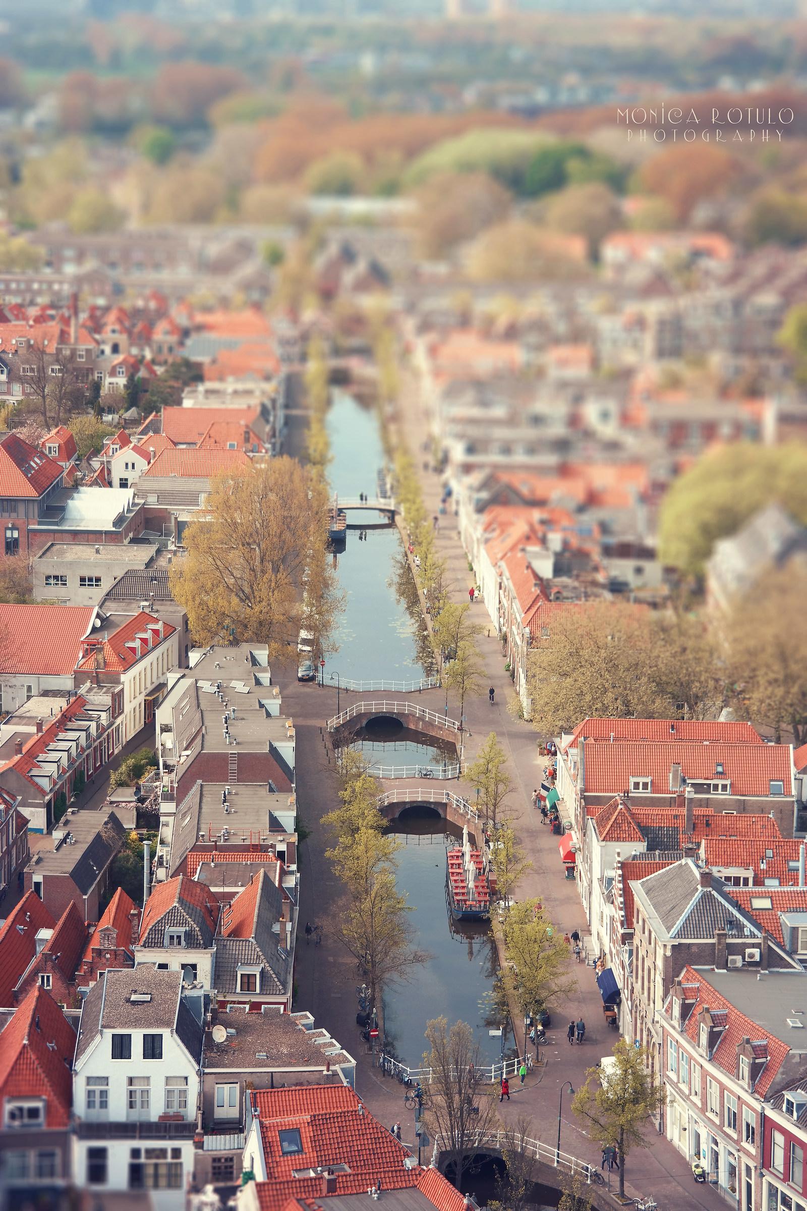 Delft...
