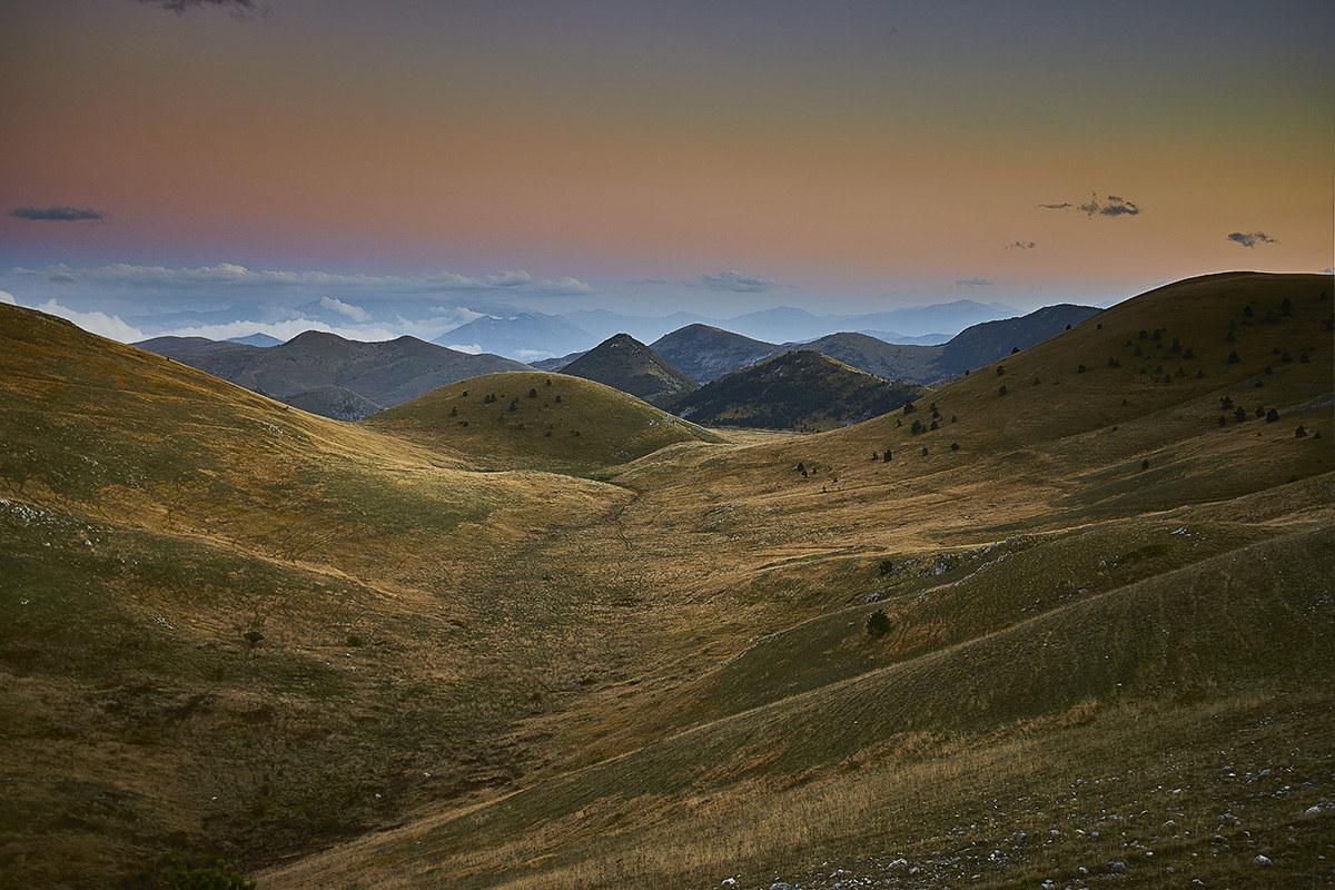 endless hills...